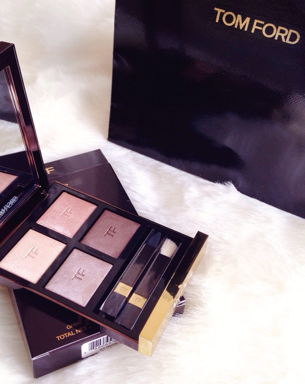 Tom Ford Nude Dip Eyeshadow Quad