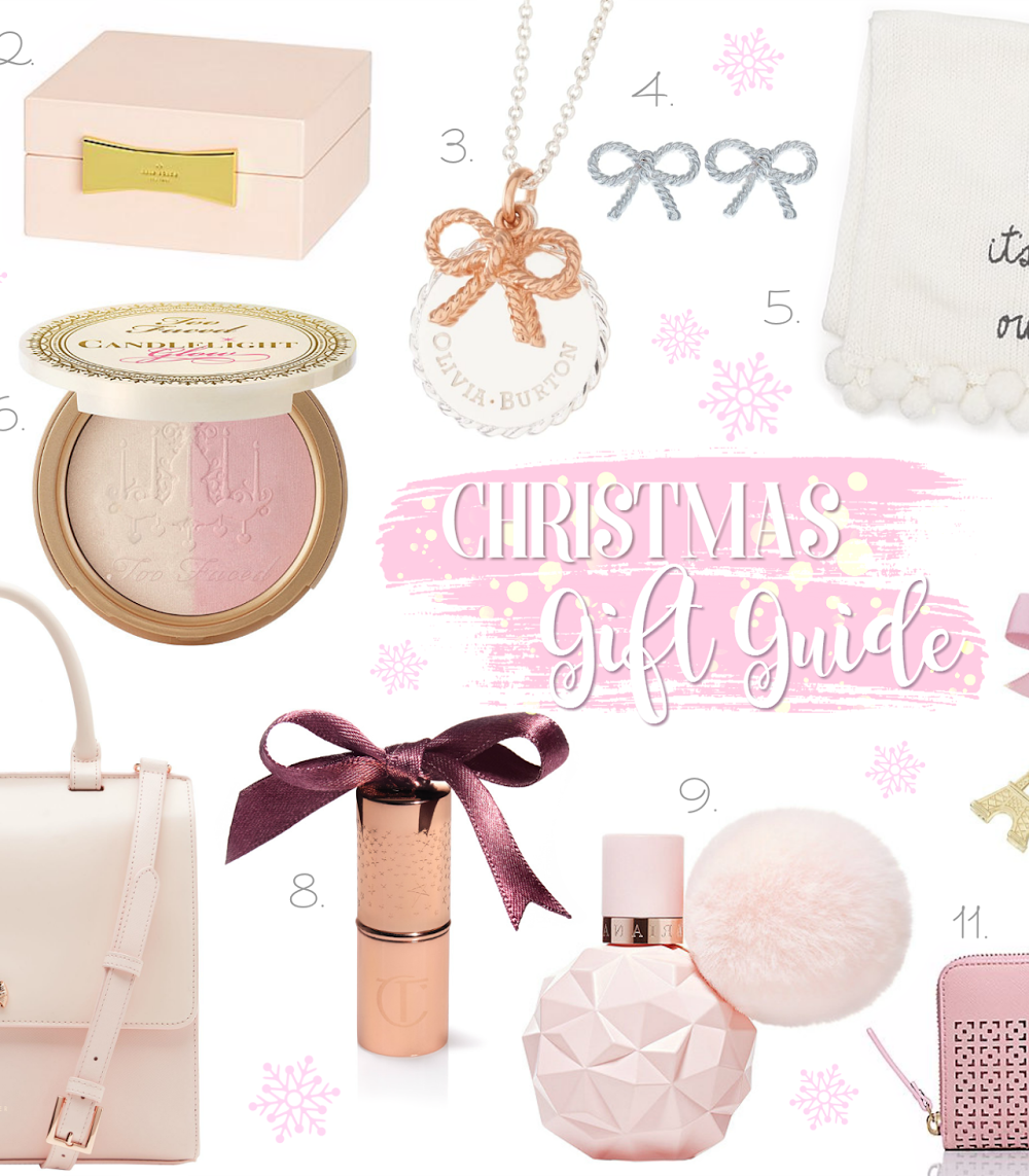 Christmas Gift Guide/Lust List