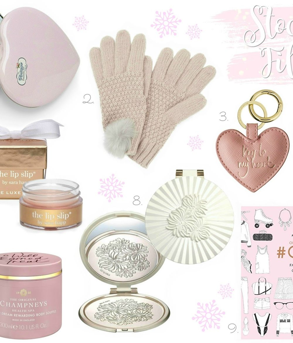 Cute Christmas Stocking Filler Ideas
