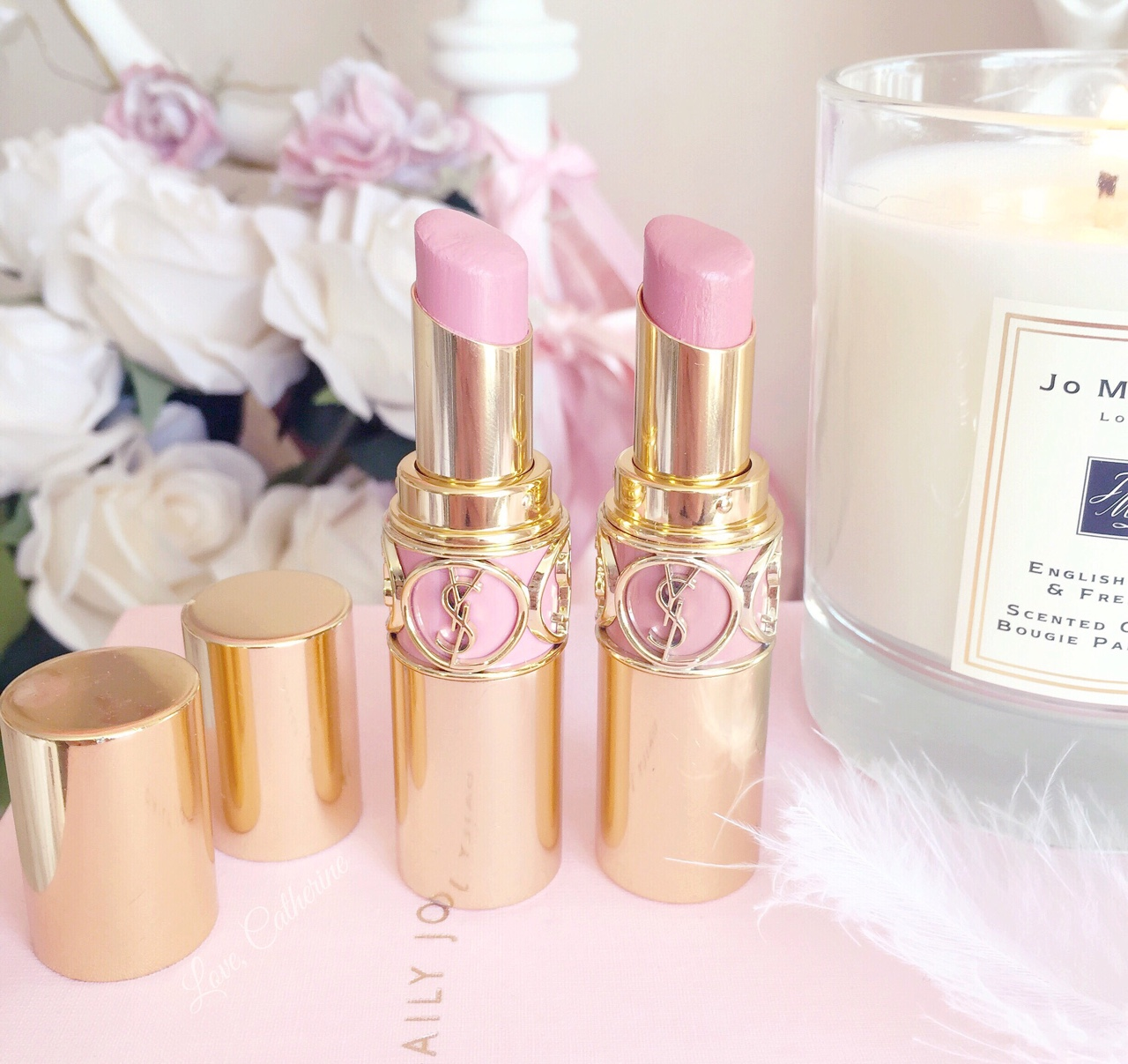 Five Favourite Pink Lipsticks Love