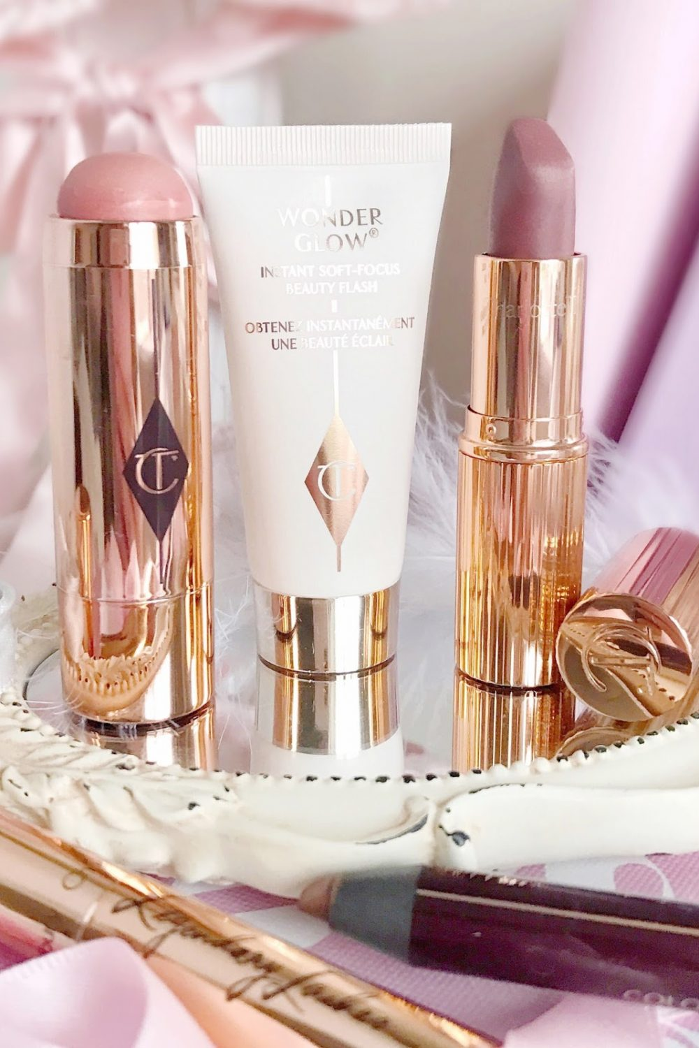 Charlotte Tilbury Quick 'N' Easy Makeup Kit