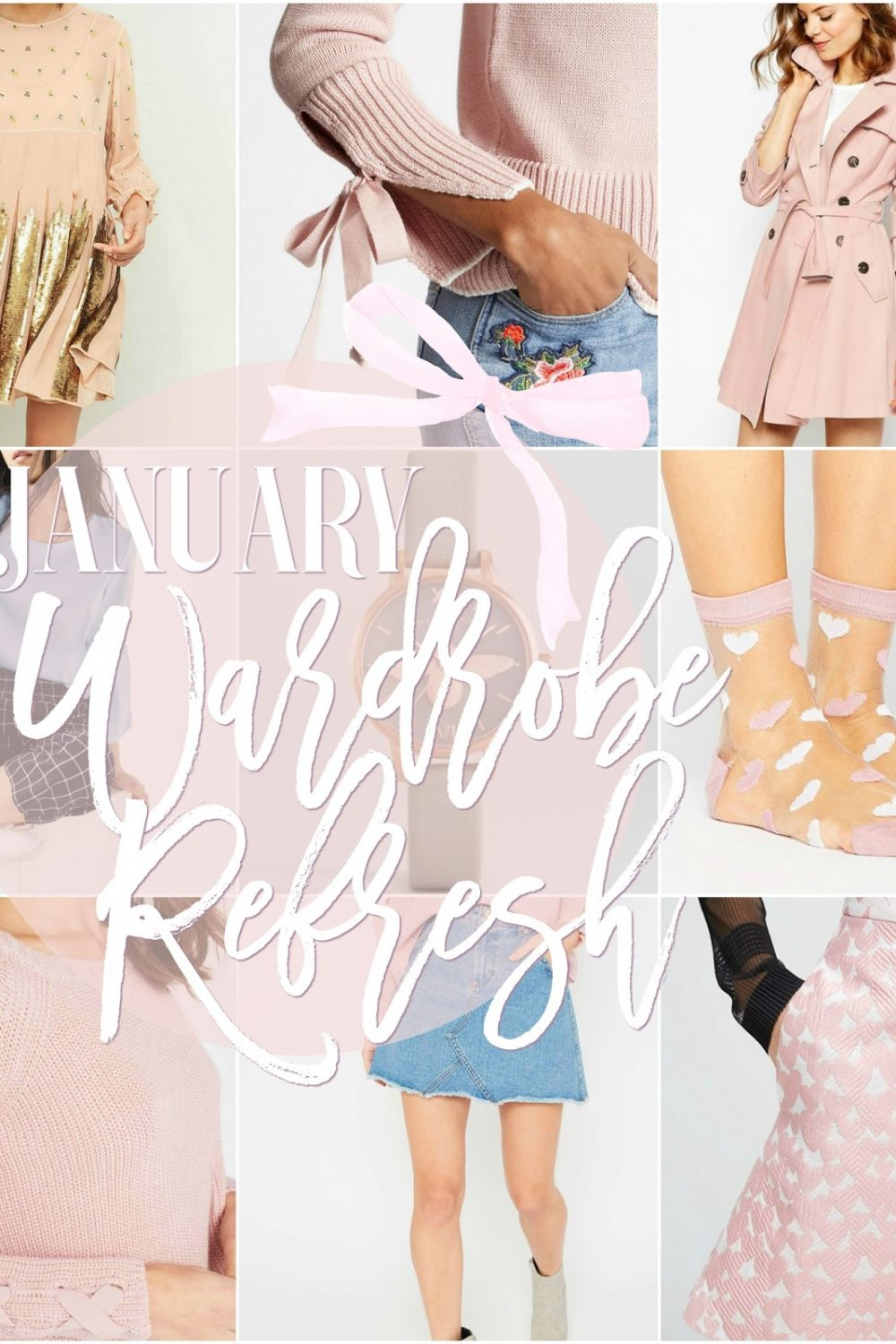 A January Wardrobe Wishlist