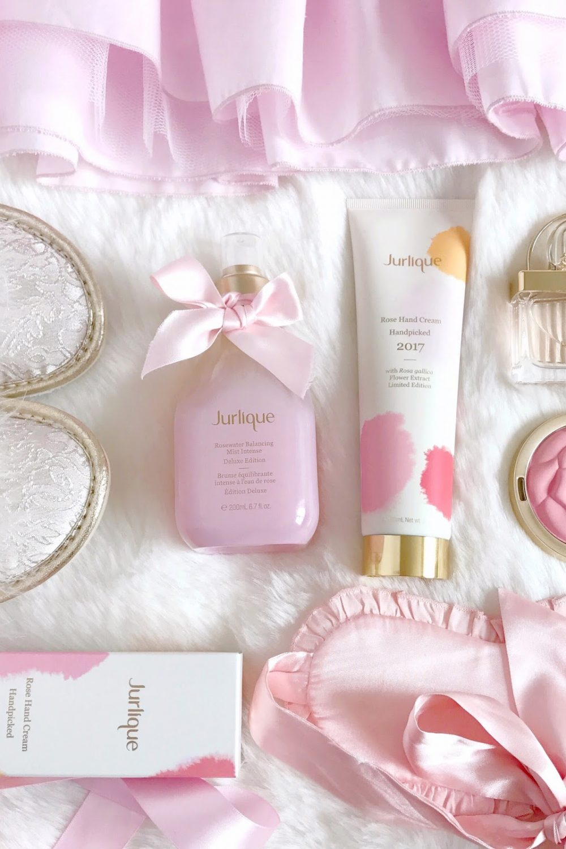 Dreamy Rose Petal Skincare From Jurlique