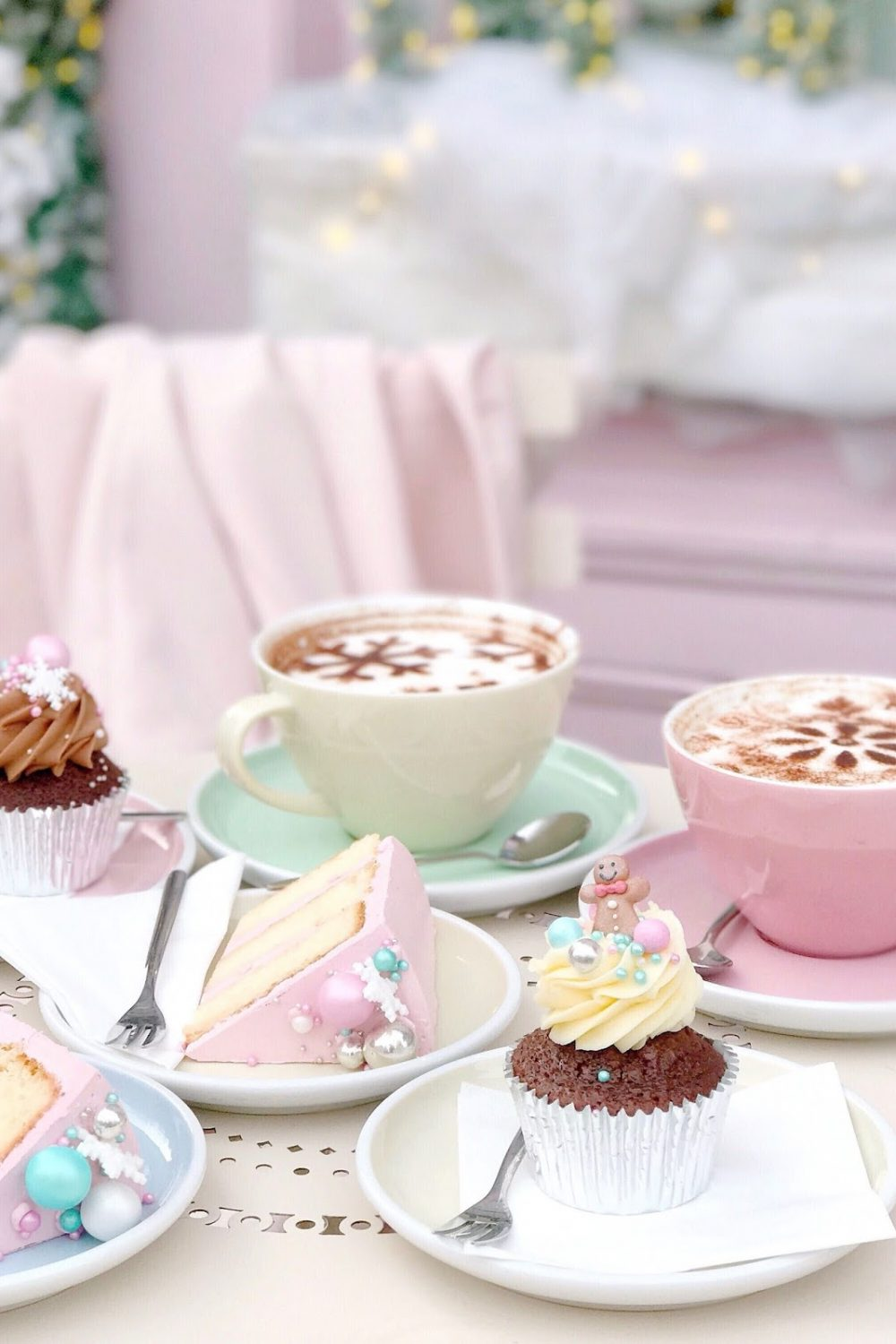 Dreaming Of A Girly Pink Christmas