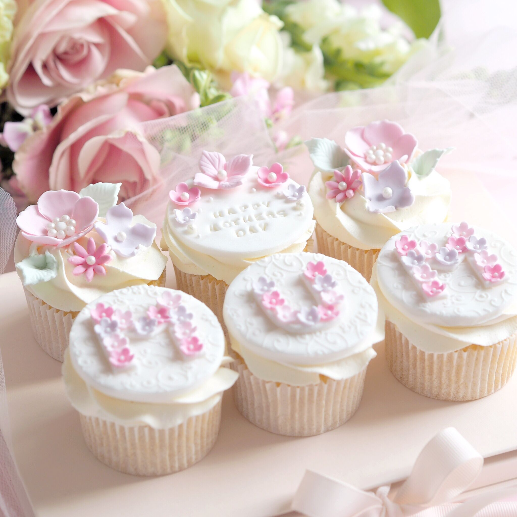 Special Gift Ideas For Mother's Day, Cupcakes | Love Catherine
