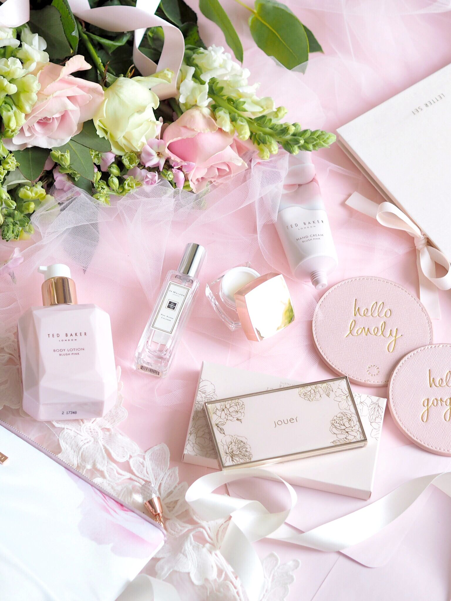 Special Gift Ideas For Mother's Day, Gift Guide, Ted Baker, Olivia Burton, Katie Loxton, Jouer, Jo Malone | Love Catherine