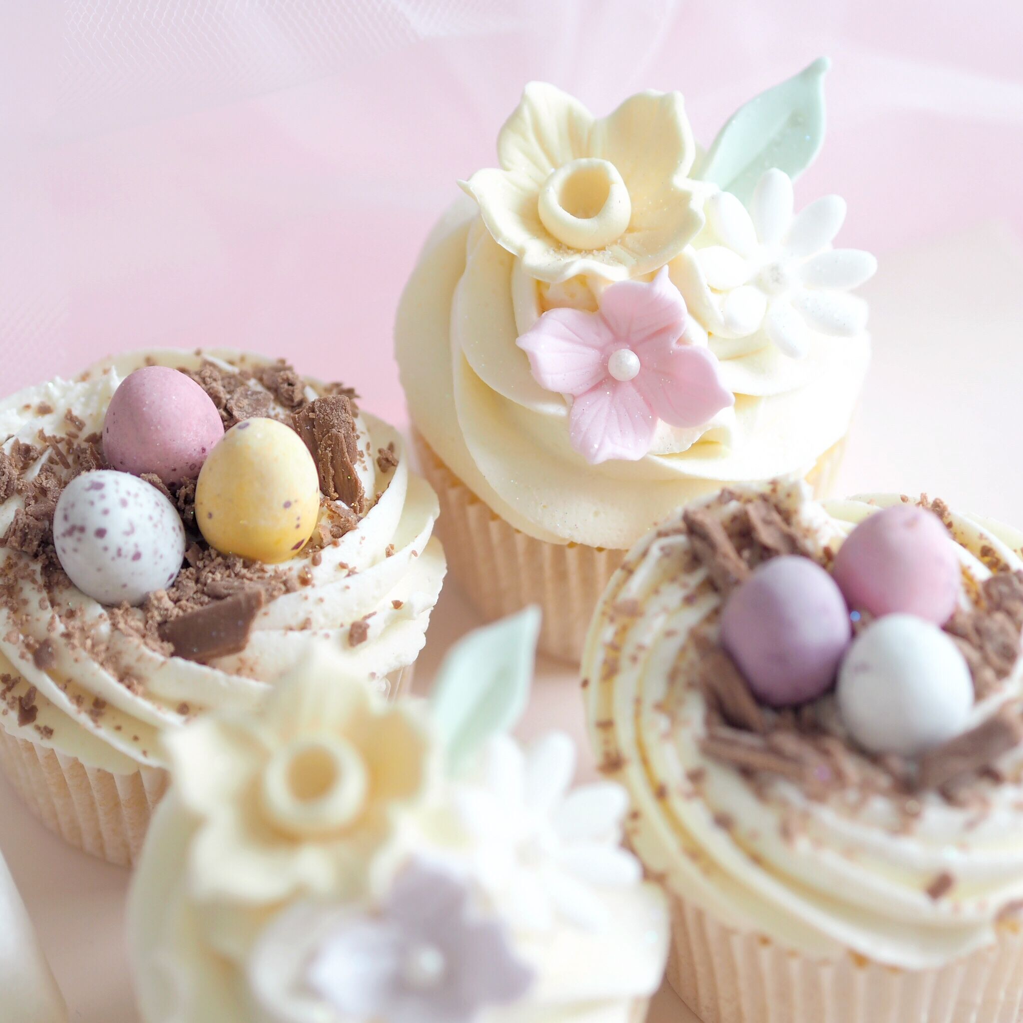 Six Ideas For Your Easter Baking, Easter Cupcakes | Love Catherine