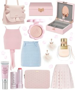The Wishlist: Spring Pastels