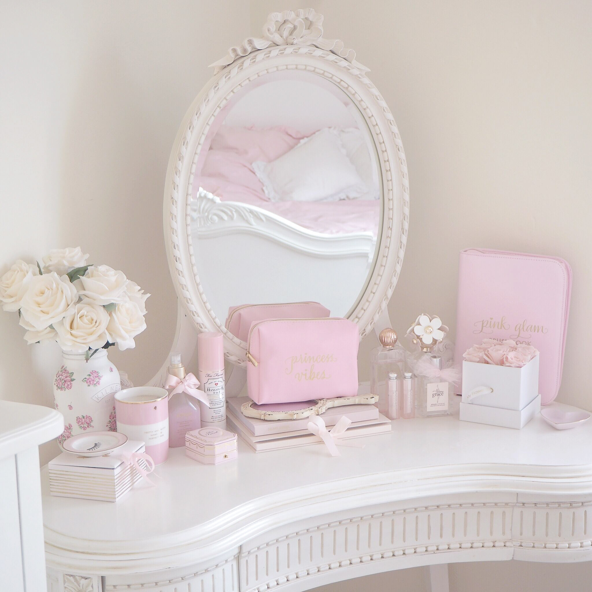 Styling My Parisian Princess Dressing Table Love Catherine