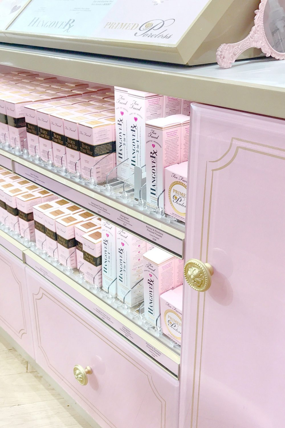 The Too Faced Carnaby Boudoir