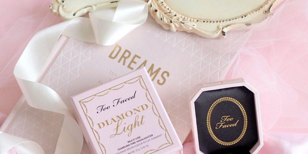 Diamonds Are A Girl's Best Friend: Too Faced Diamond Light Highlighter
