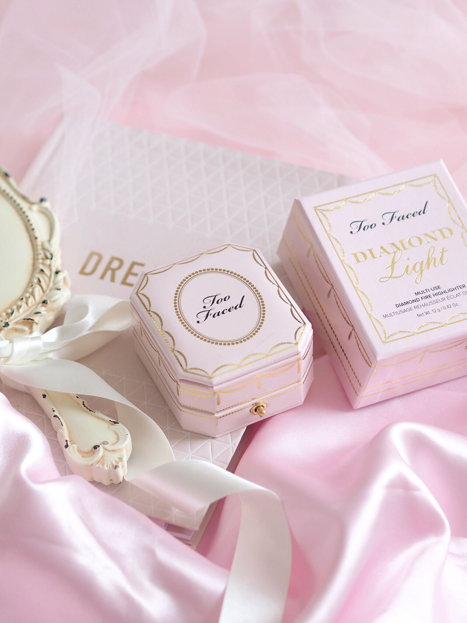 Diamonds Are A Girl's Best Friend: Too Faced Diamond Light Highlighter Review | Love Catherine
