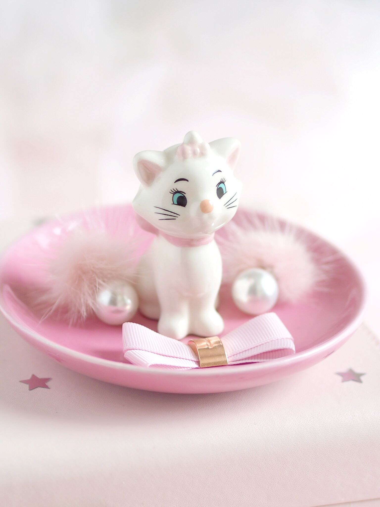 Disney Marie Primark Collection, Trinket Dish | Love Catherine