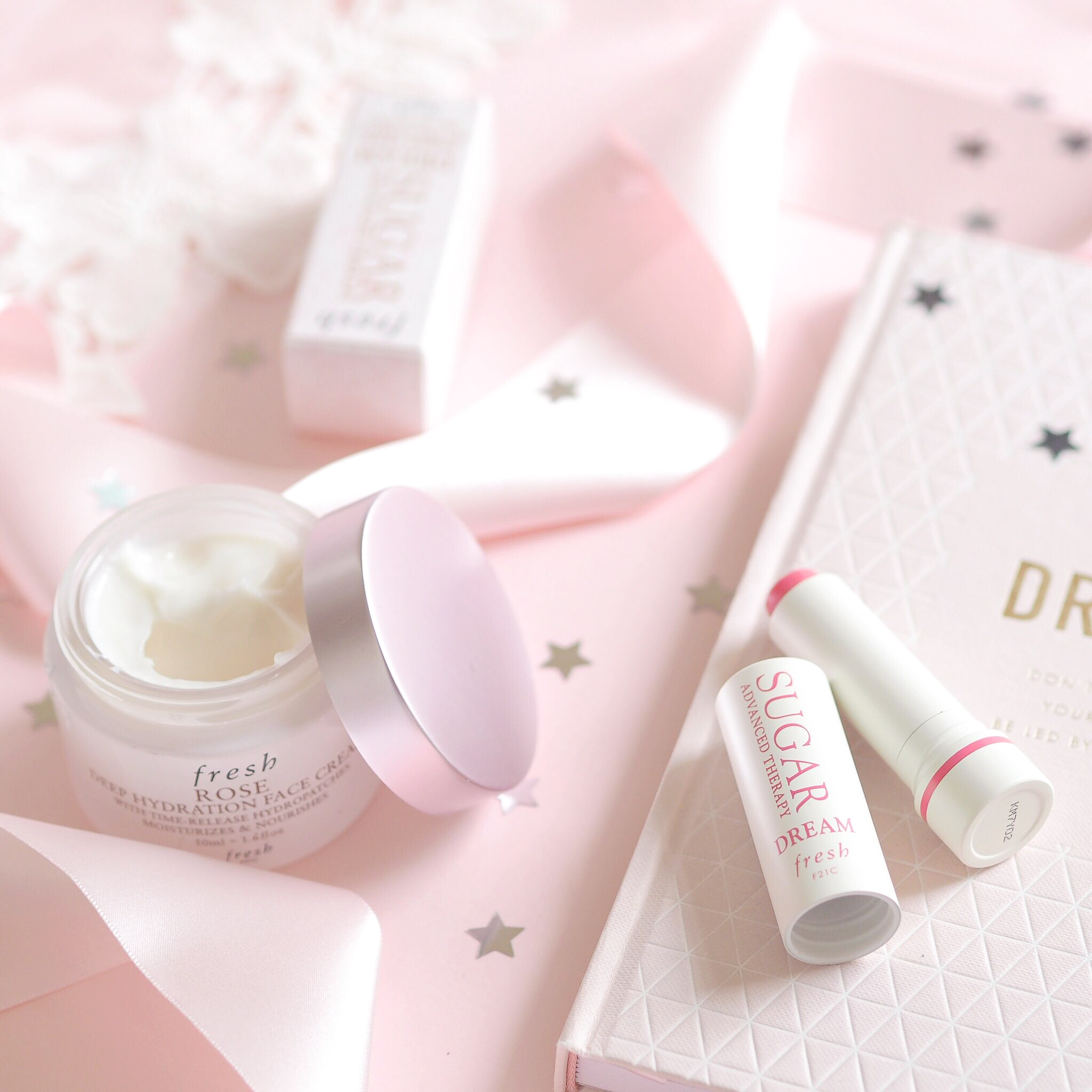 Dreamy Summer Skincare From Fresh Beauty, Sugar Dream Lip Treatment | Love Catherine