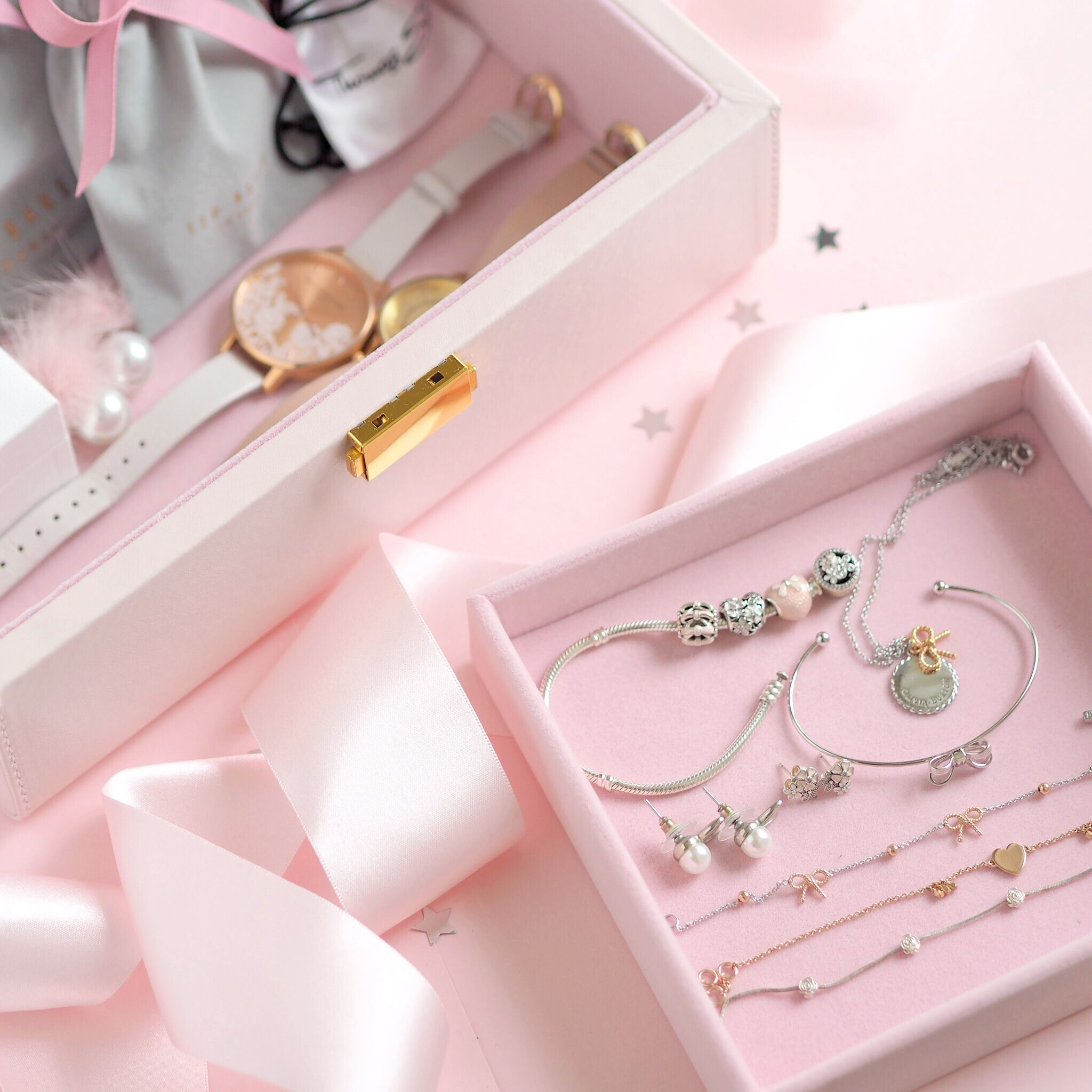 Inside My Jewellery Box: My Favourite Dainty Pieces | Love Catherine