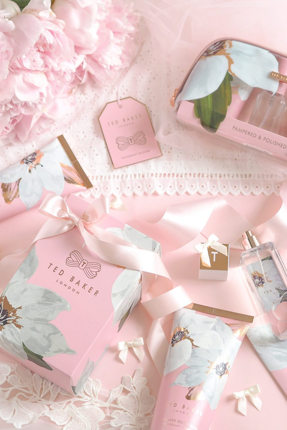 Ted Baker Fragrant Bloom: A Chatsworth House Inspired Collection