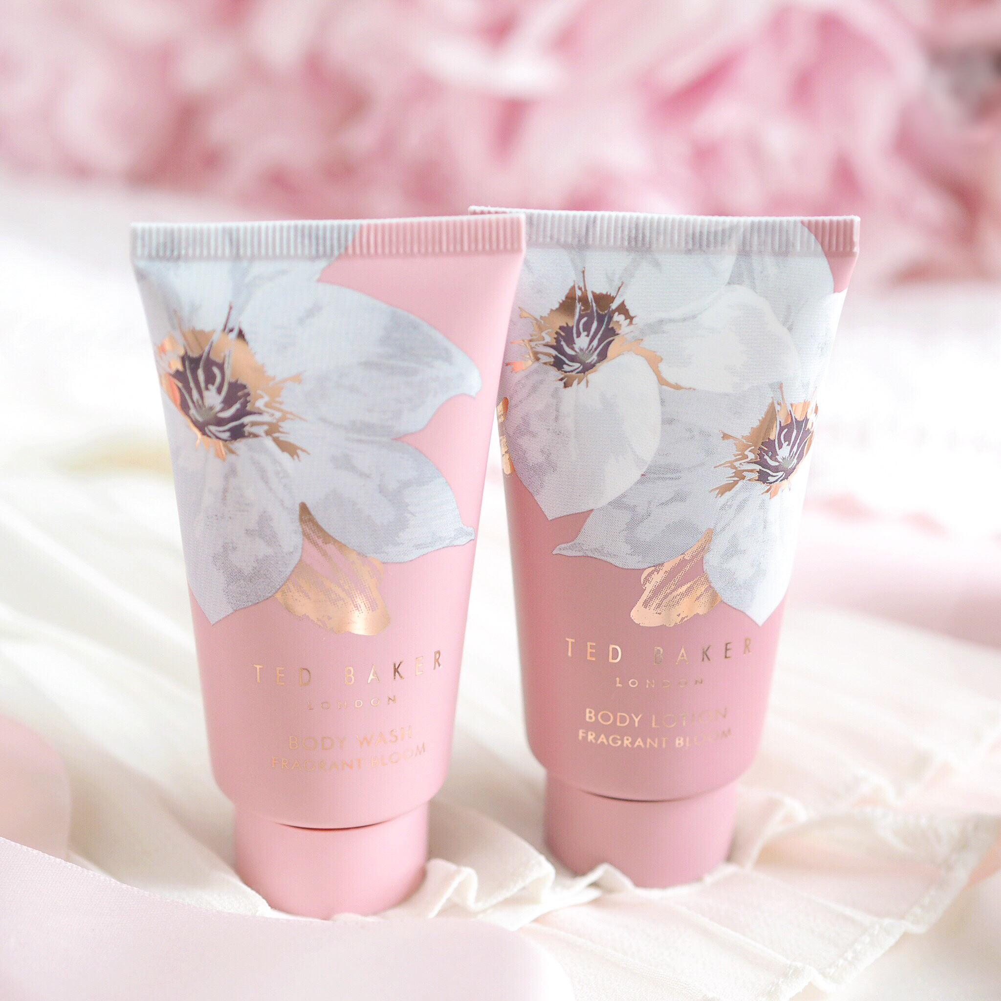 Ted Baker New Fragrant Bloom Collection | Love Catherine