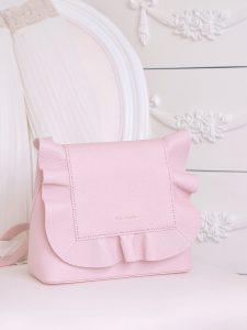 A Darling New Handbag: Ted Baker Pink Ruffle Bag