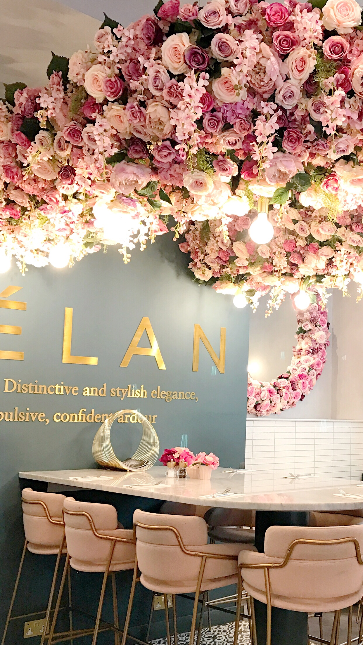 Picture Perfect London: Brunch At Elan Cafe