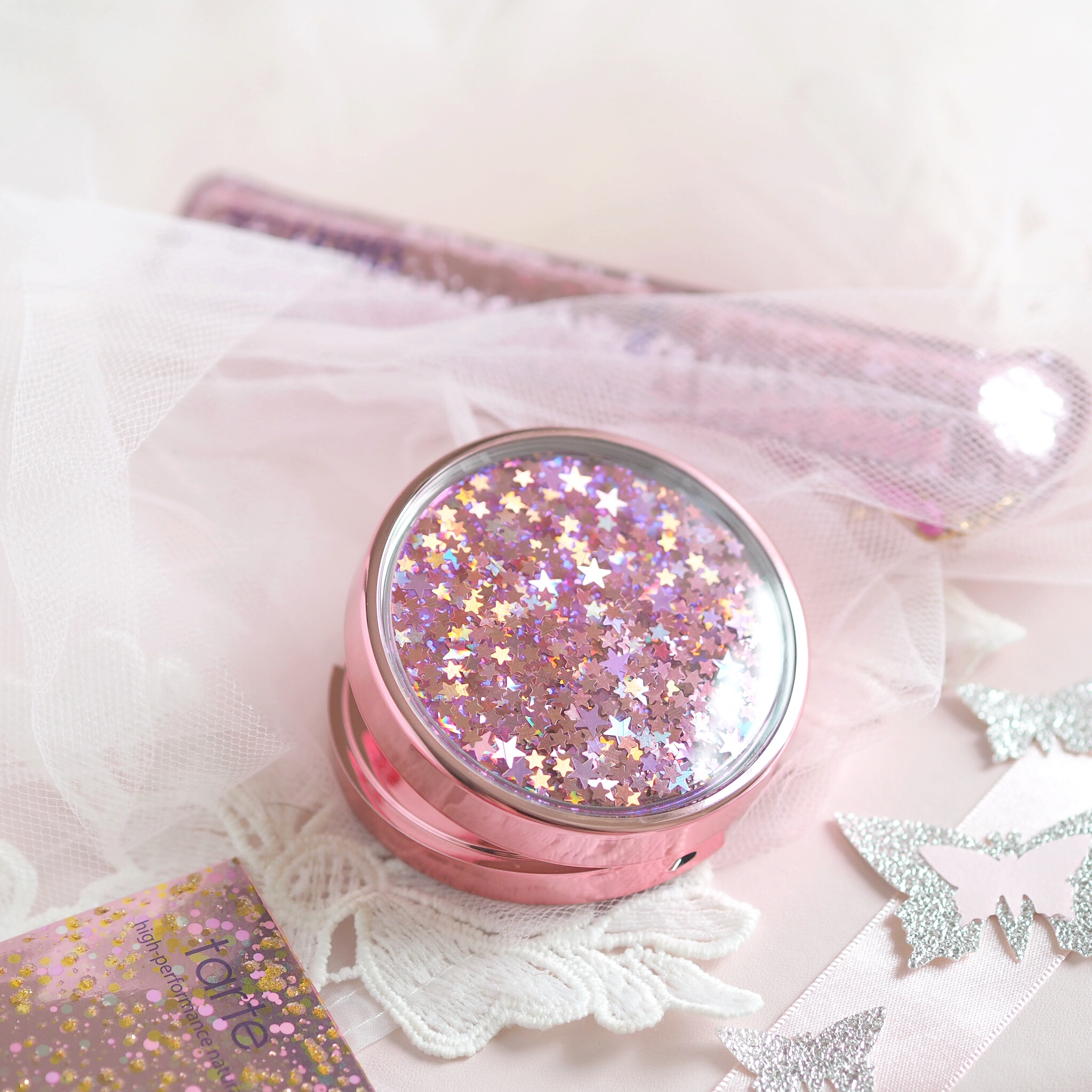 Fairy Flush Blush | Tarte Love, Trust & Fairy Dust Vault