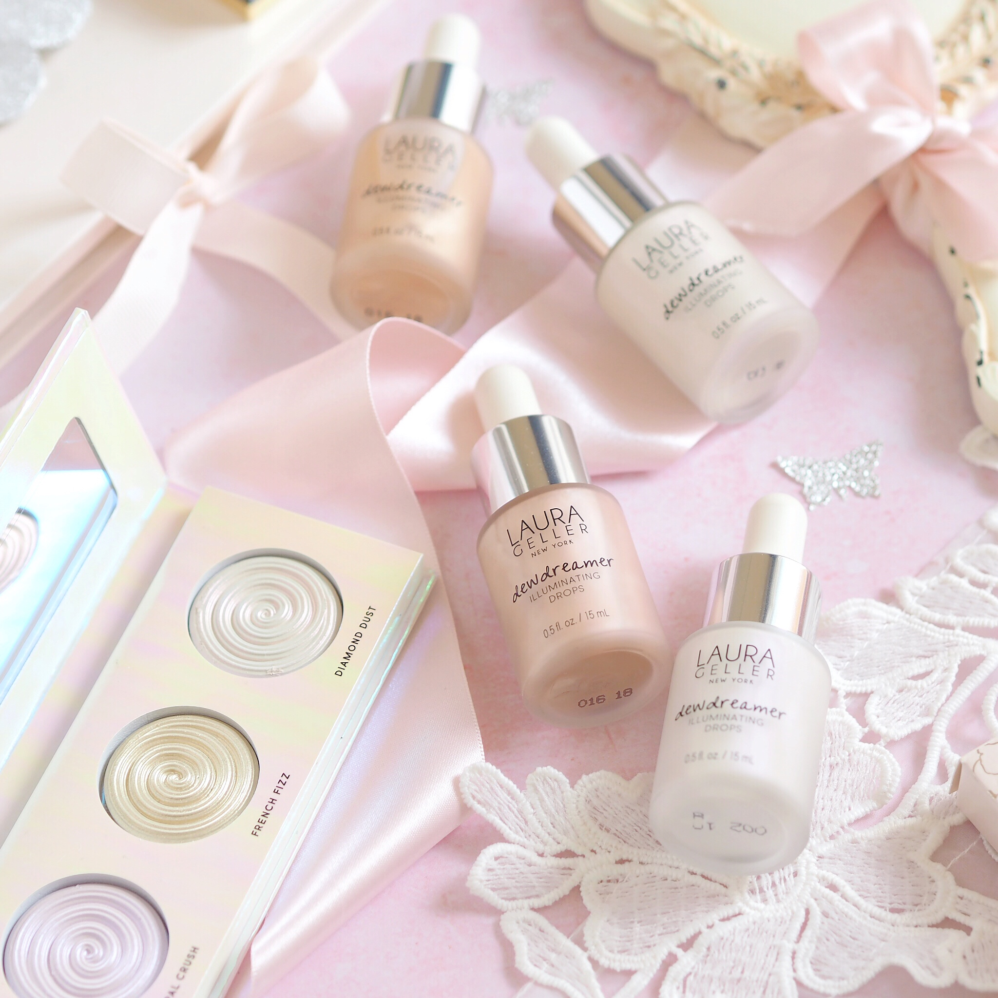 Laura Gellar Dew Dreamer | 7 Pretty New Products In My Beauty Drawers