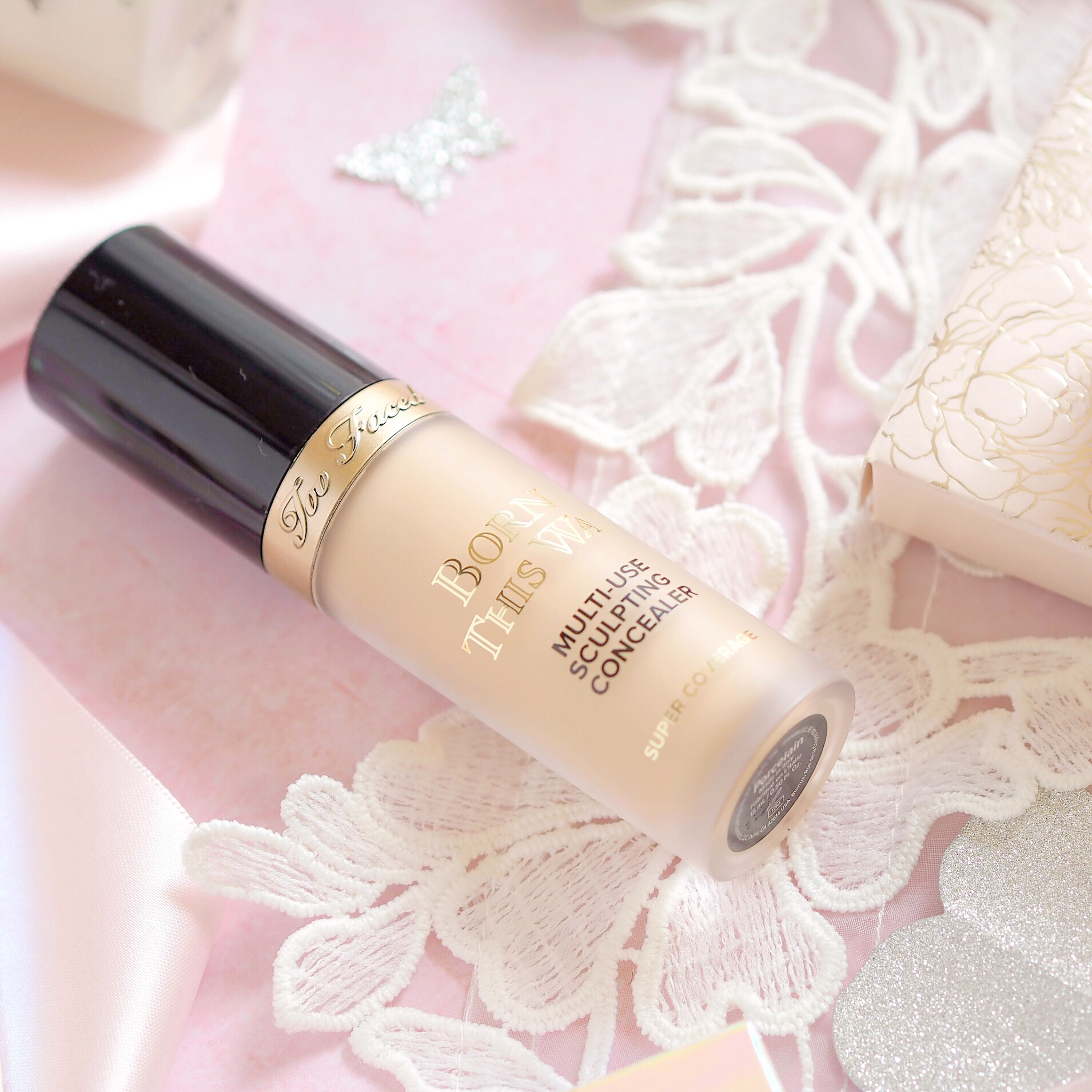 Too Faced Born This Way Sculpting Concealer | 7 Pretty New Products In My Beauty Drawers