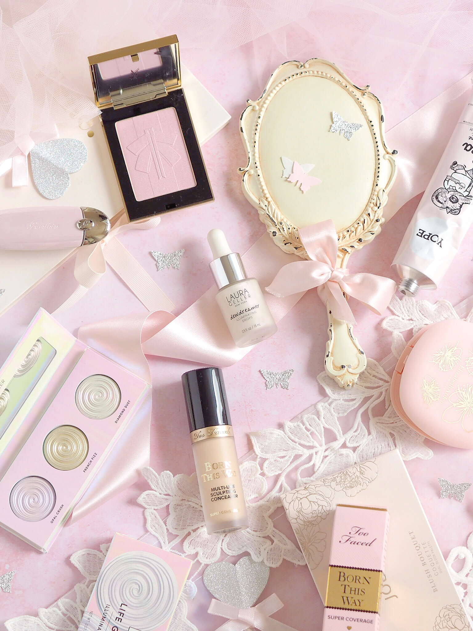 7 Pretty New Products In My Beauty Drawers