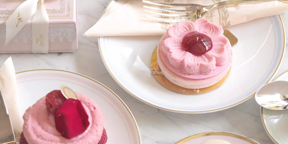 An Afternoon In Mayfair: Opulent Pink Treats In A Ladurée Dreamland