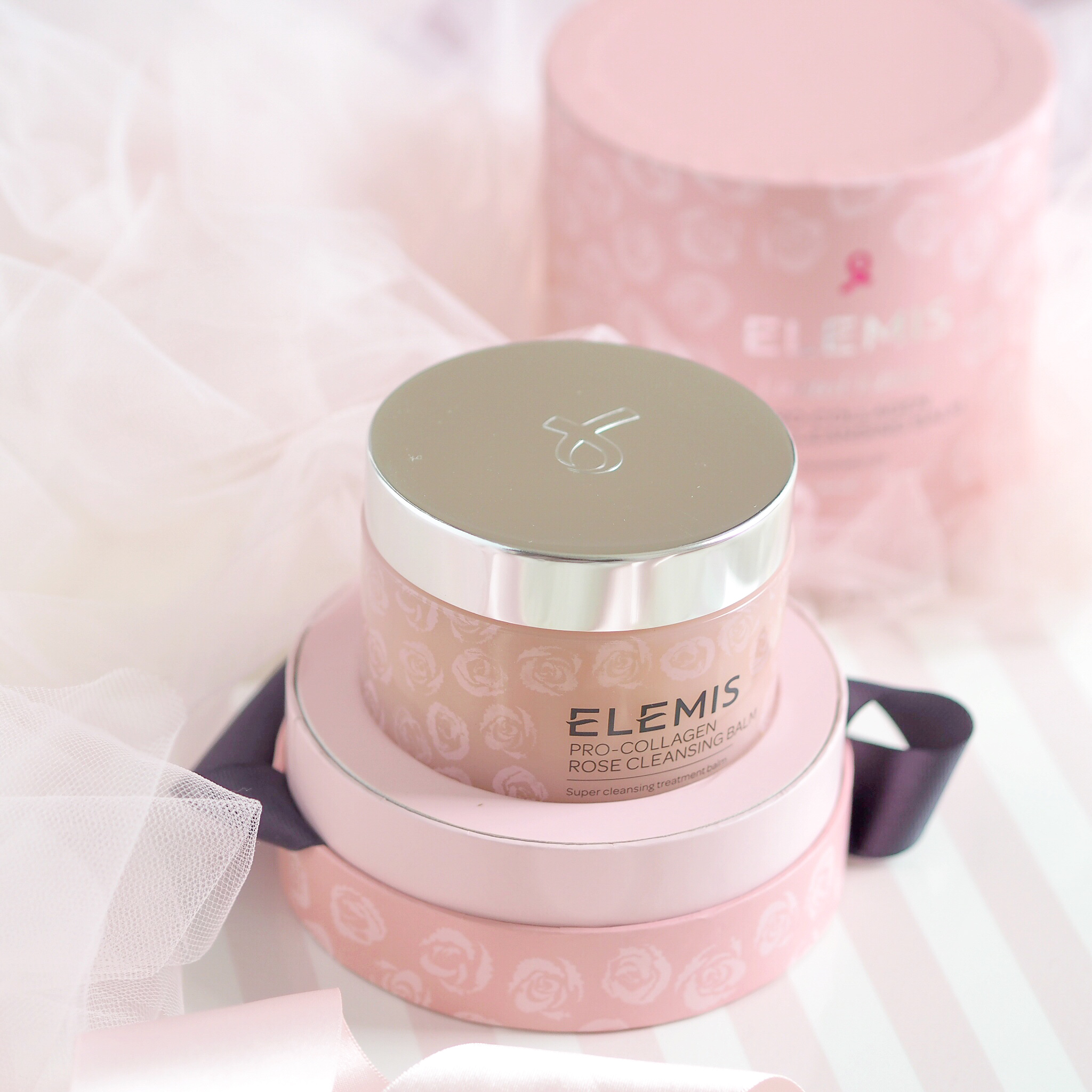 An Oh So Gorgeous Limited Edition: Elemis Pro-Collagen Rose Cleansing Balm | Love Catherine