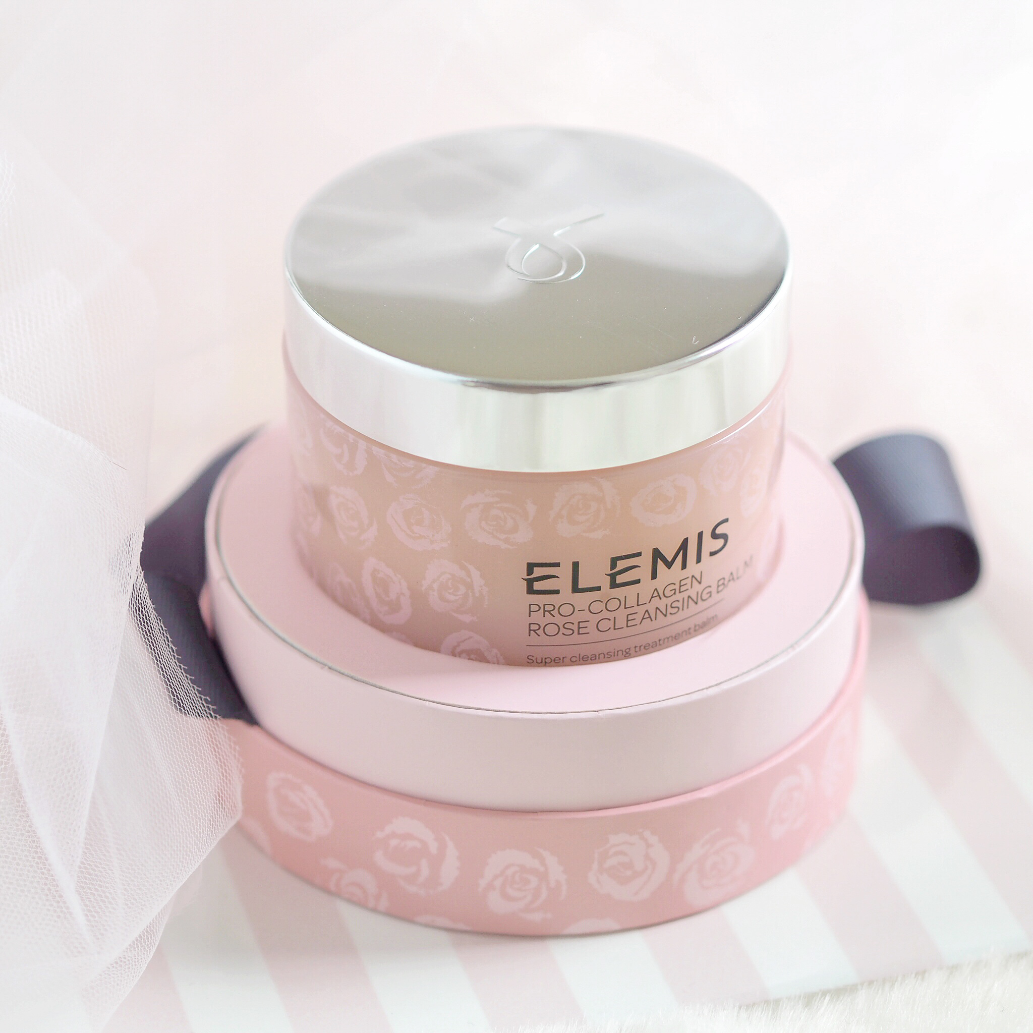 La Vie En Rose: My Favourite Rose Infused Products | Elemis Rose Cleansing Balm