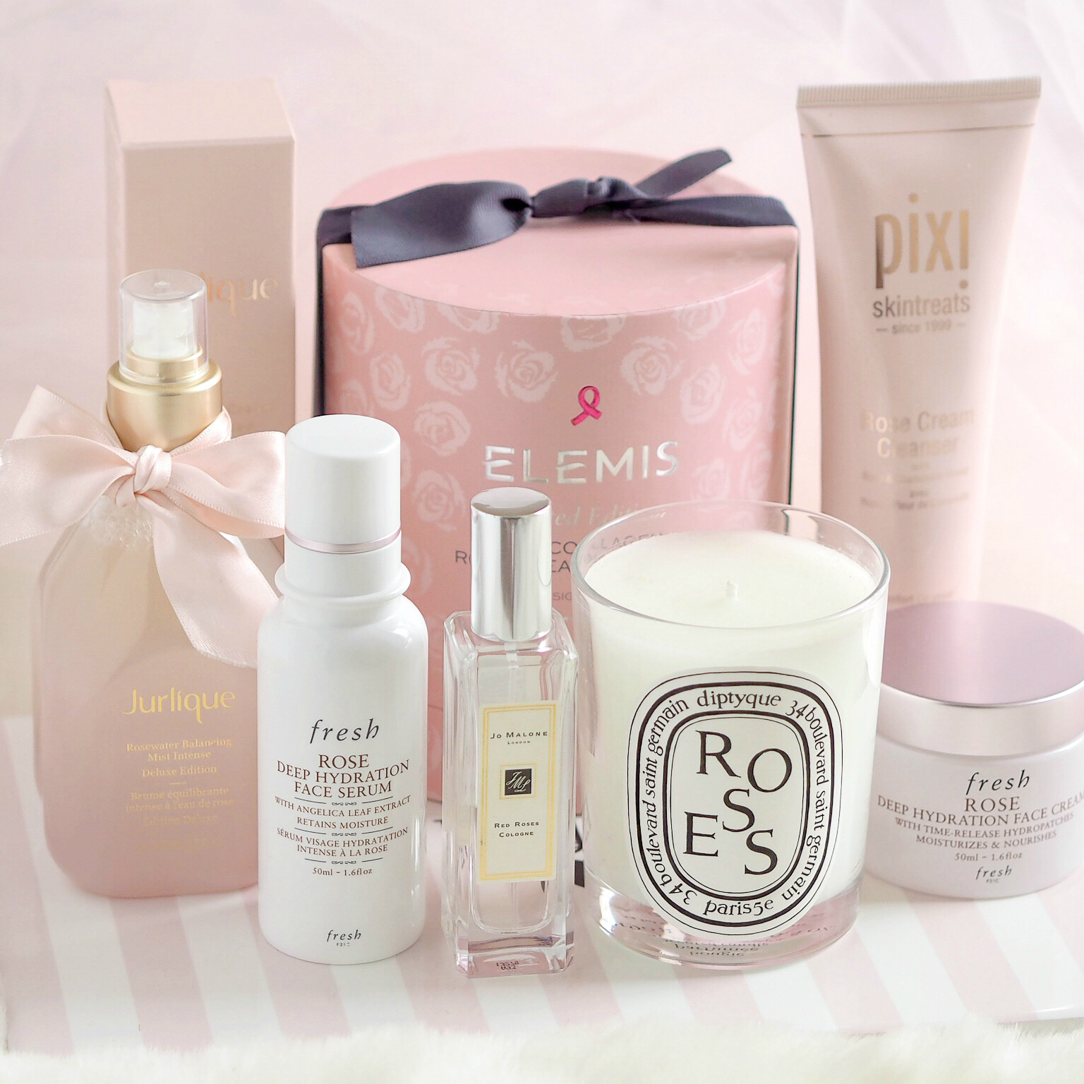 La Vie En Rose: My Favourite Rose Infused Products | Love Catherine