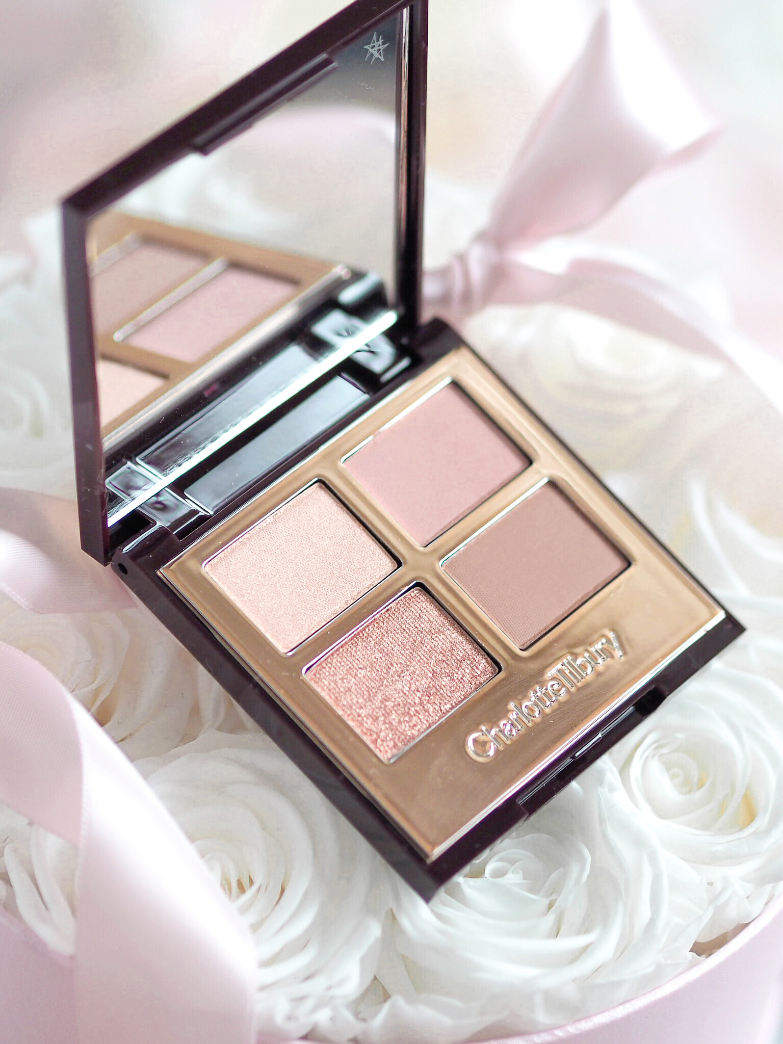 Romance & Roses: Charlotte Tilbury Pillow Talk Collection