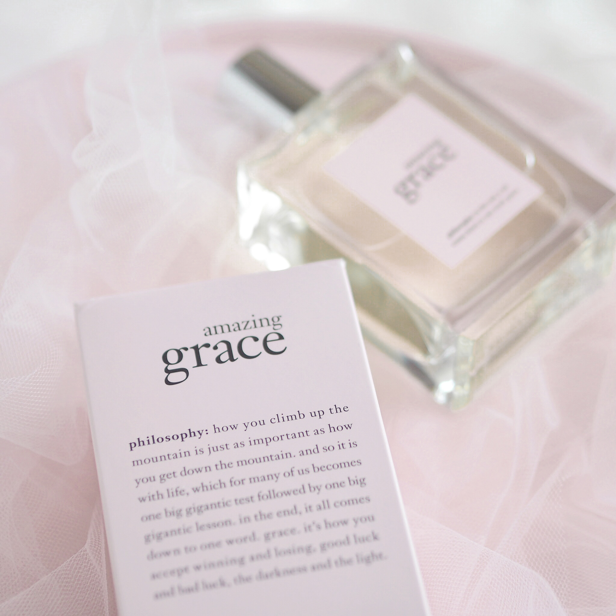 Philosophy Amazing Grace Fragrance, The Lovely Things I Received For Christmas | Love Catherine