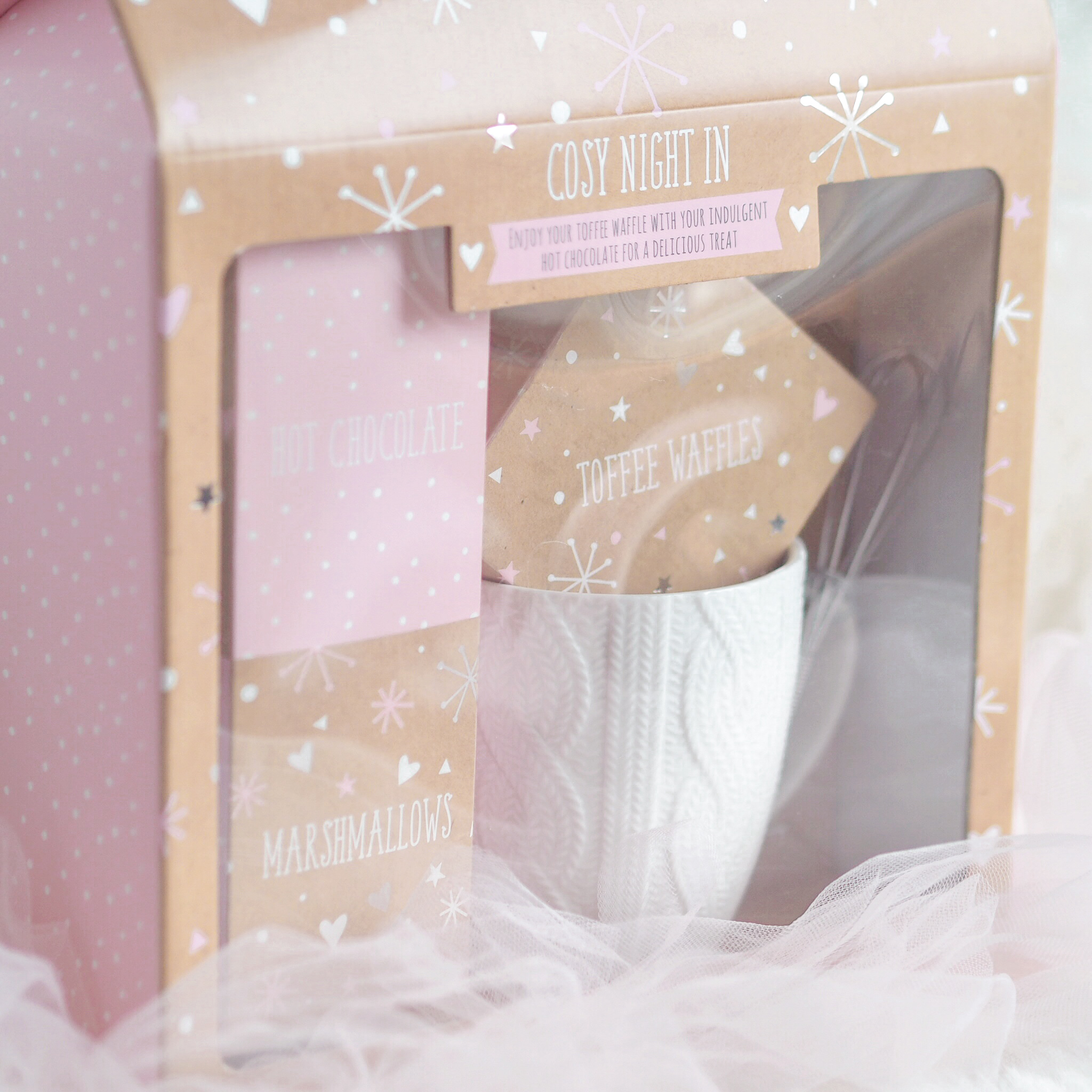 Cosy Night In Hot Chocolate Set, The Lovely Things I Received For Christmas | Love Catherine