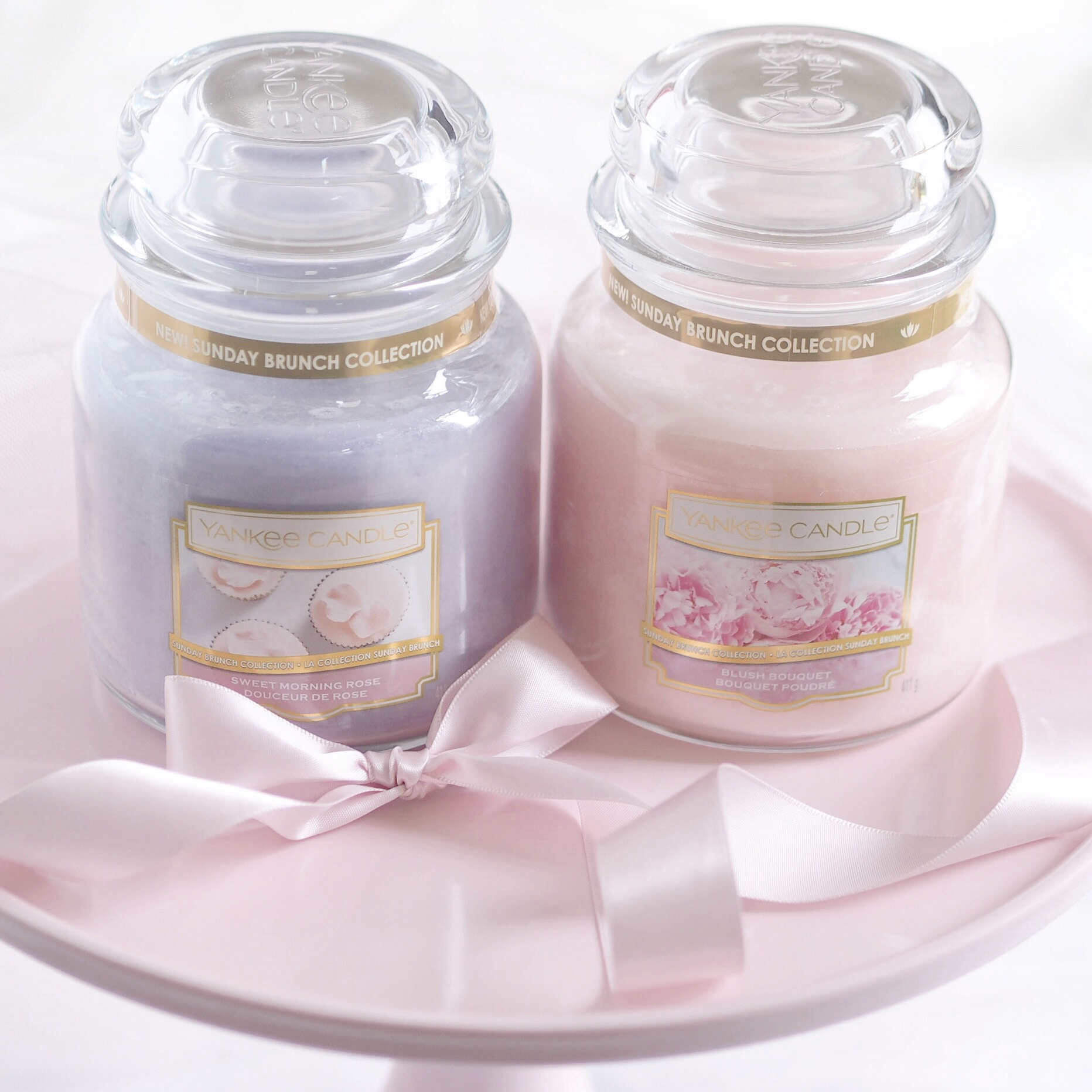 Sweet Spring Scents, Yankee Candle Sunday Brunch Collection | Love Catherine