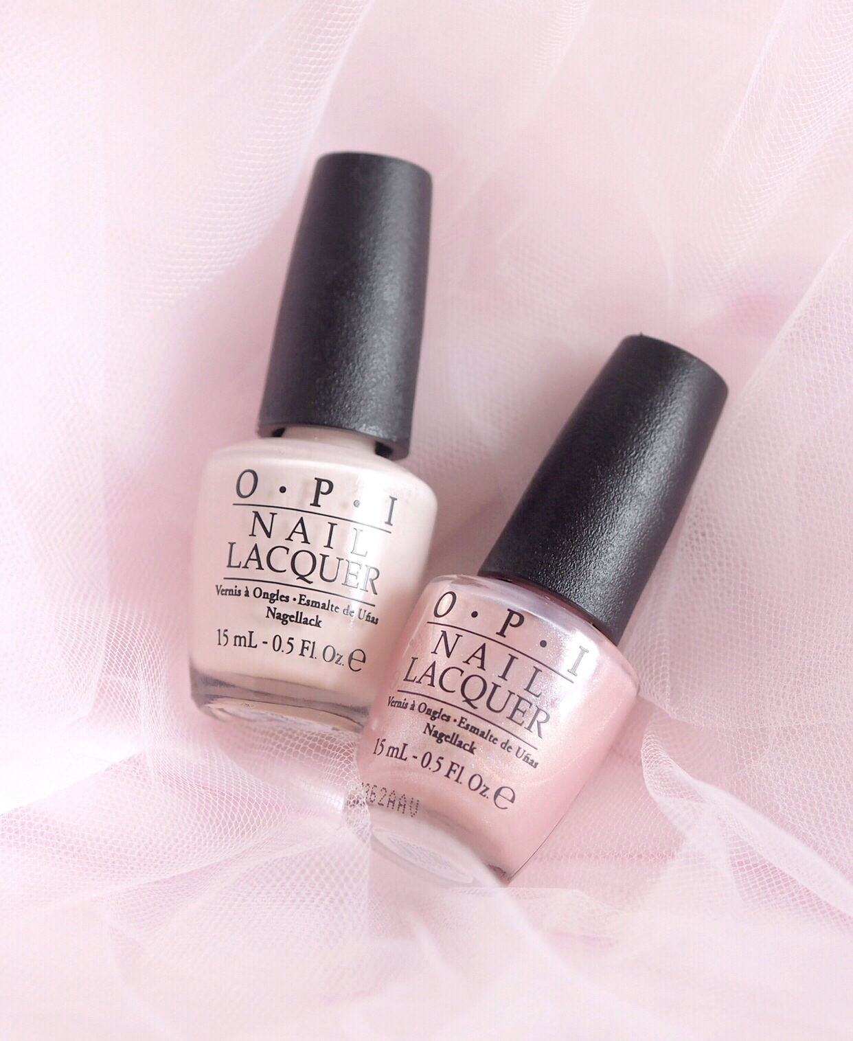 12 Cute Ways To Fall In Love With February, OPI Pink Nail Polish | Love Catherine