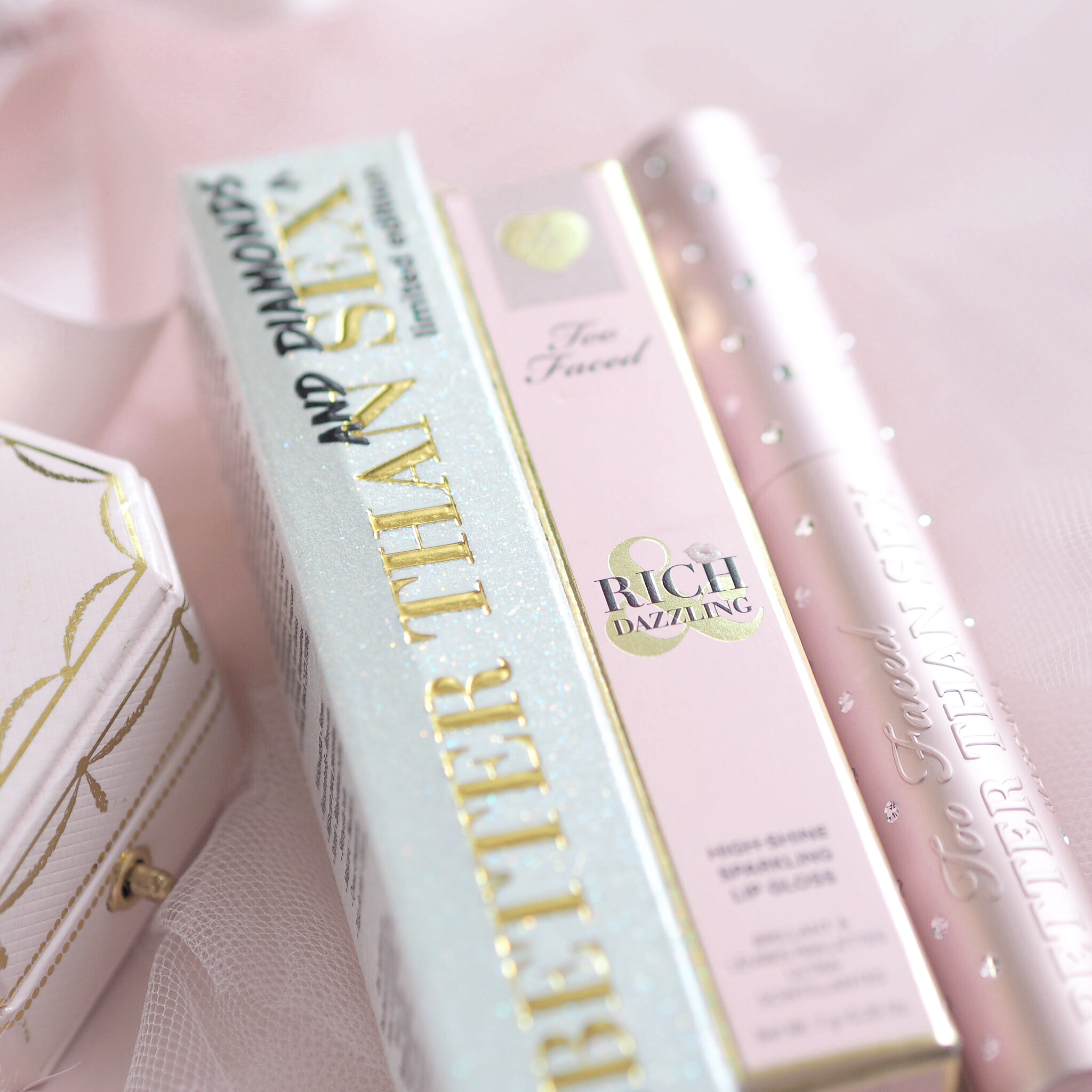 Dazzle in Diamonds: Too Faced Pretty Rich Collection