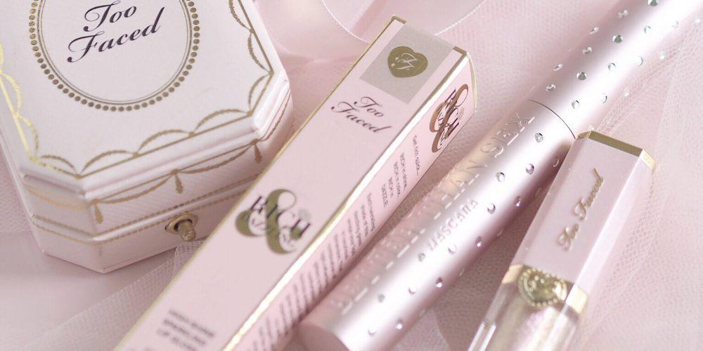 Dazzle In Diamonds: Too Faced Pretty Rich Collection