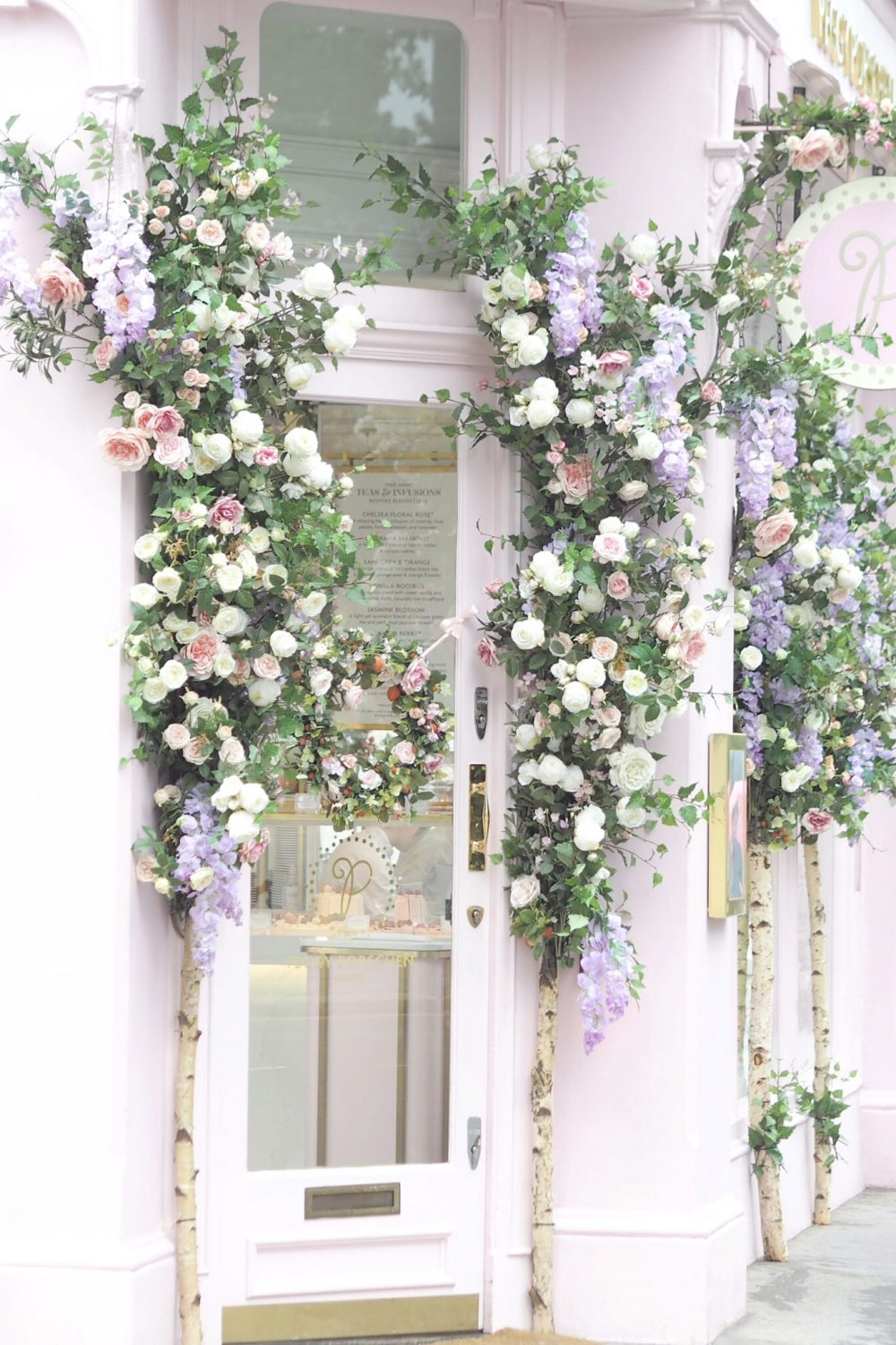 Picture Perfect London: Visiting The New Peggy Porschen Chelsea Parlour