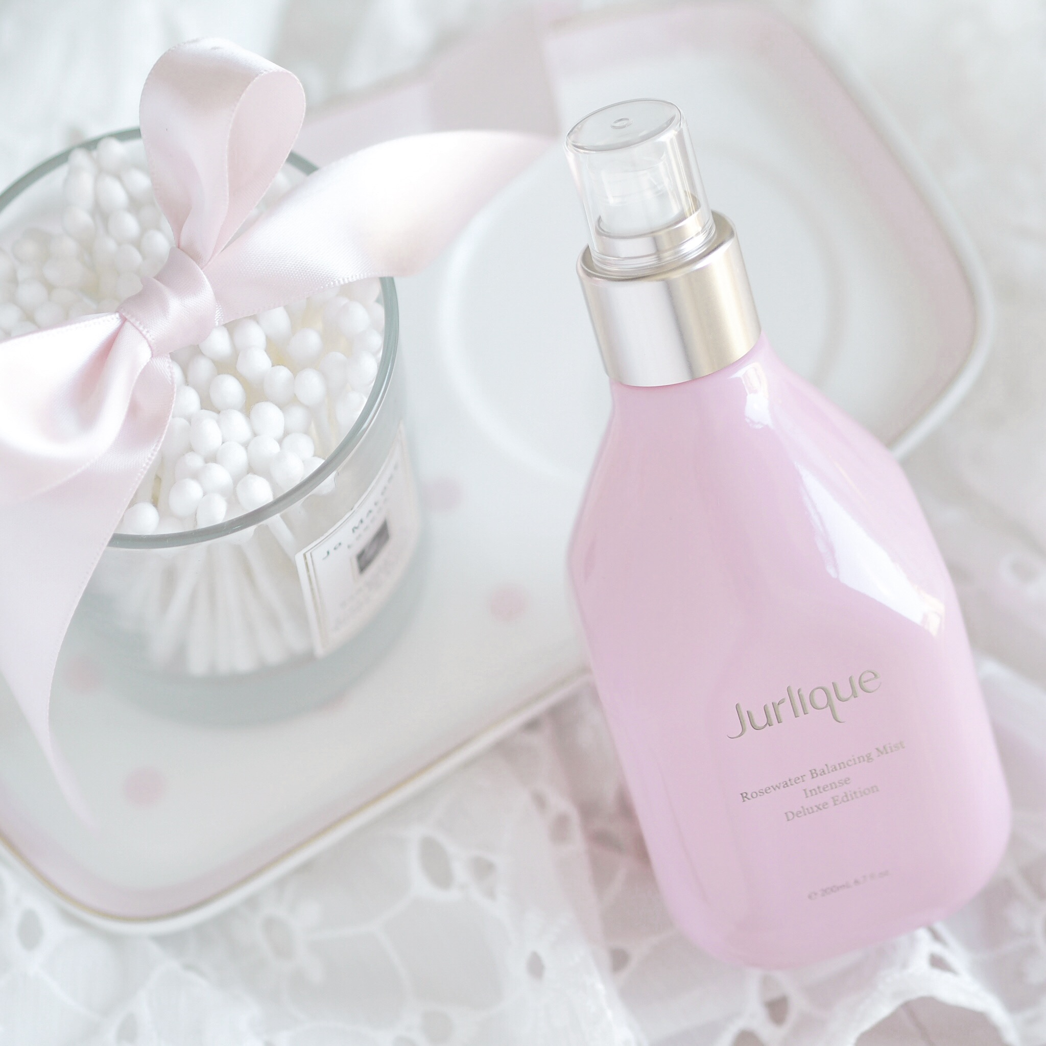 Dreamy Skincare For Angel Skin, Jurlique Rosewater Balancing Mist | Love Catherine