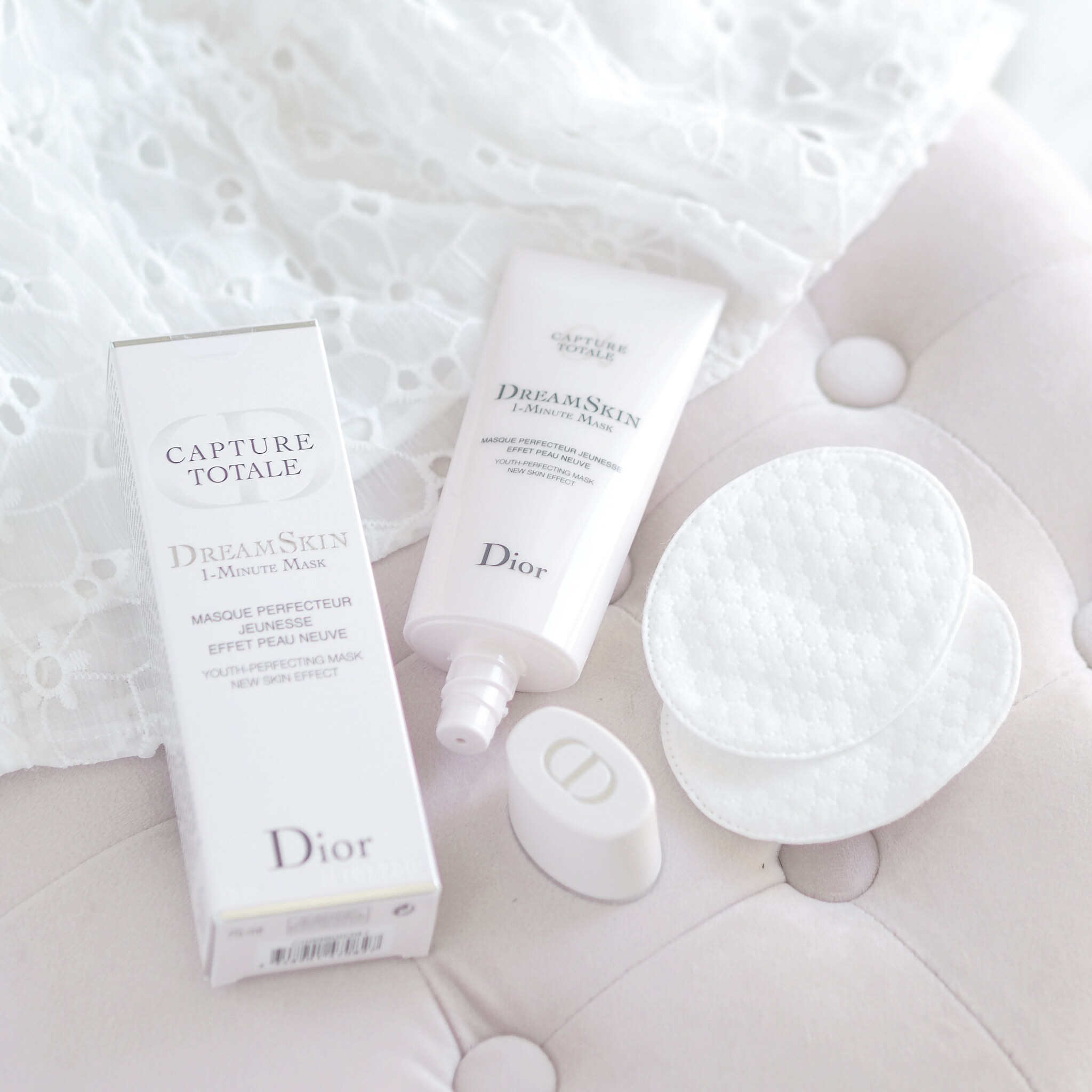 Dreamy Skincare For Angel Skin, Dior Dreamskin Mask | Love Catherine