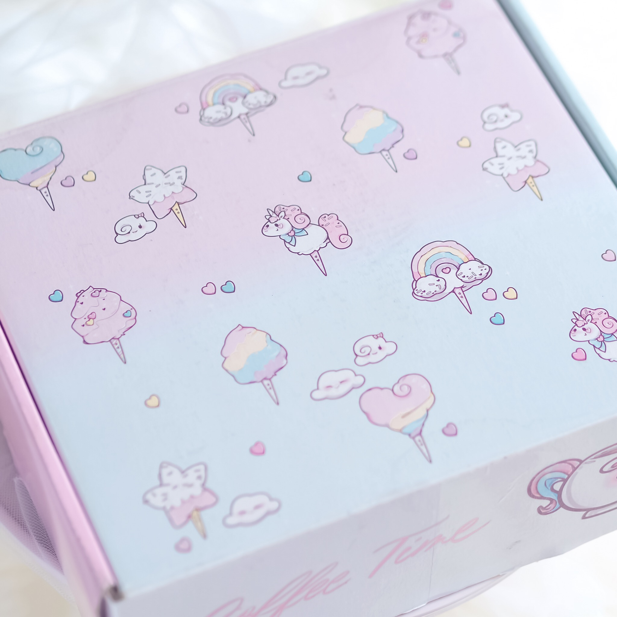 Cotton Candy Dreams SLMissGlam | Love Catherine