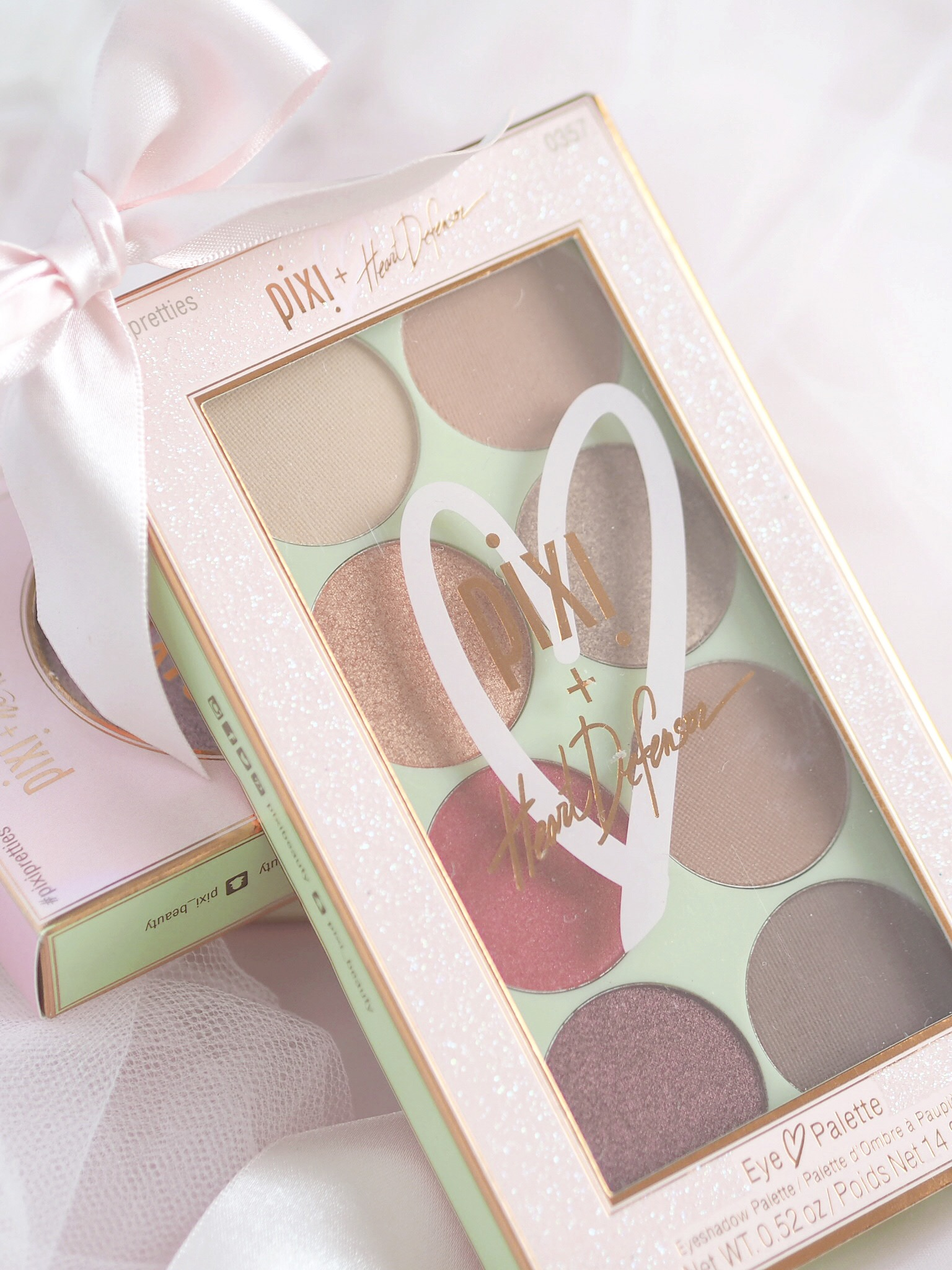 Eye Heart Palette ~ Pixi Pretties Collection by Pixi Beauty