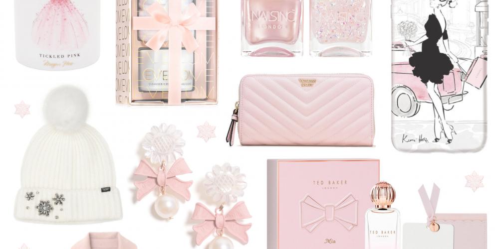 Pink Winter Princess: Christmas Gift Guide