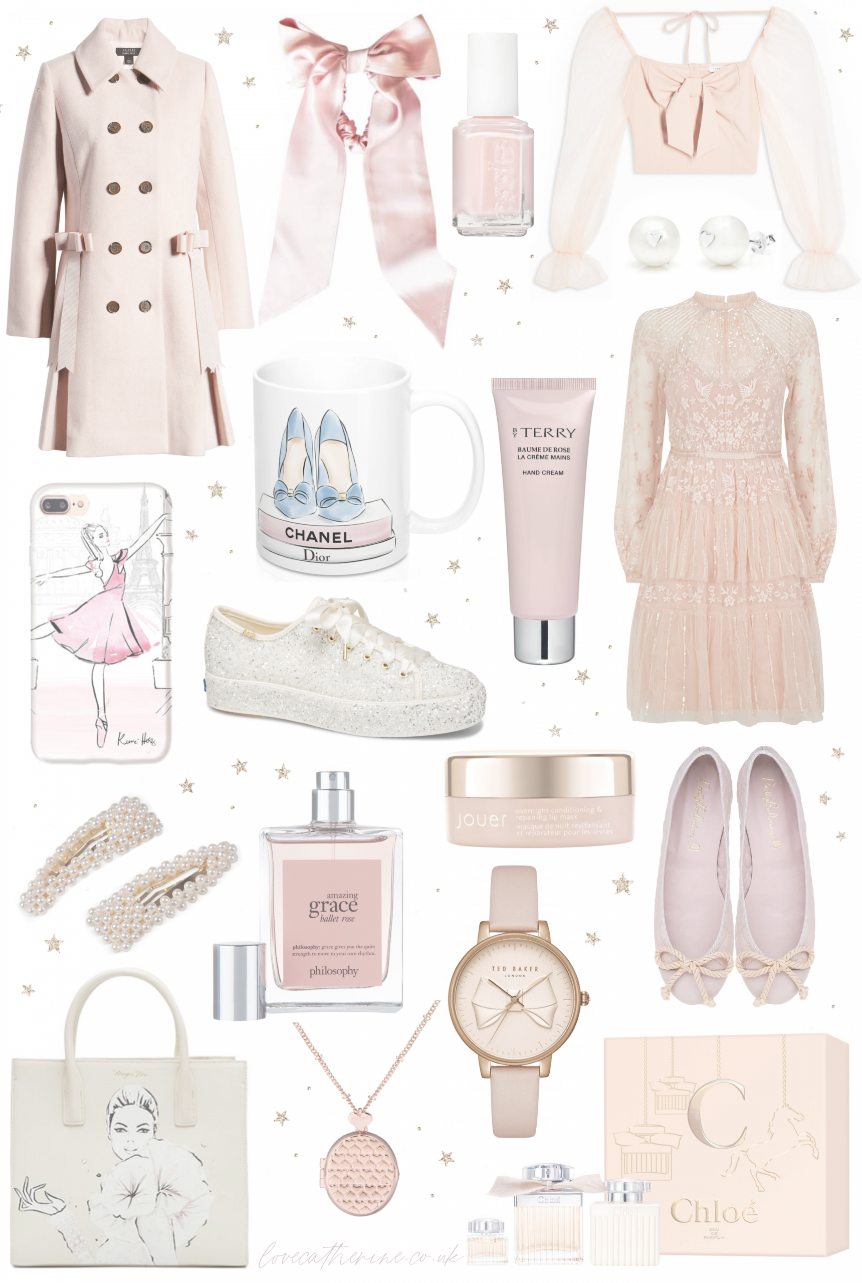 Ballerina Princess: Christmas Gift Guide