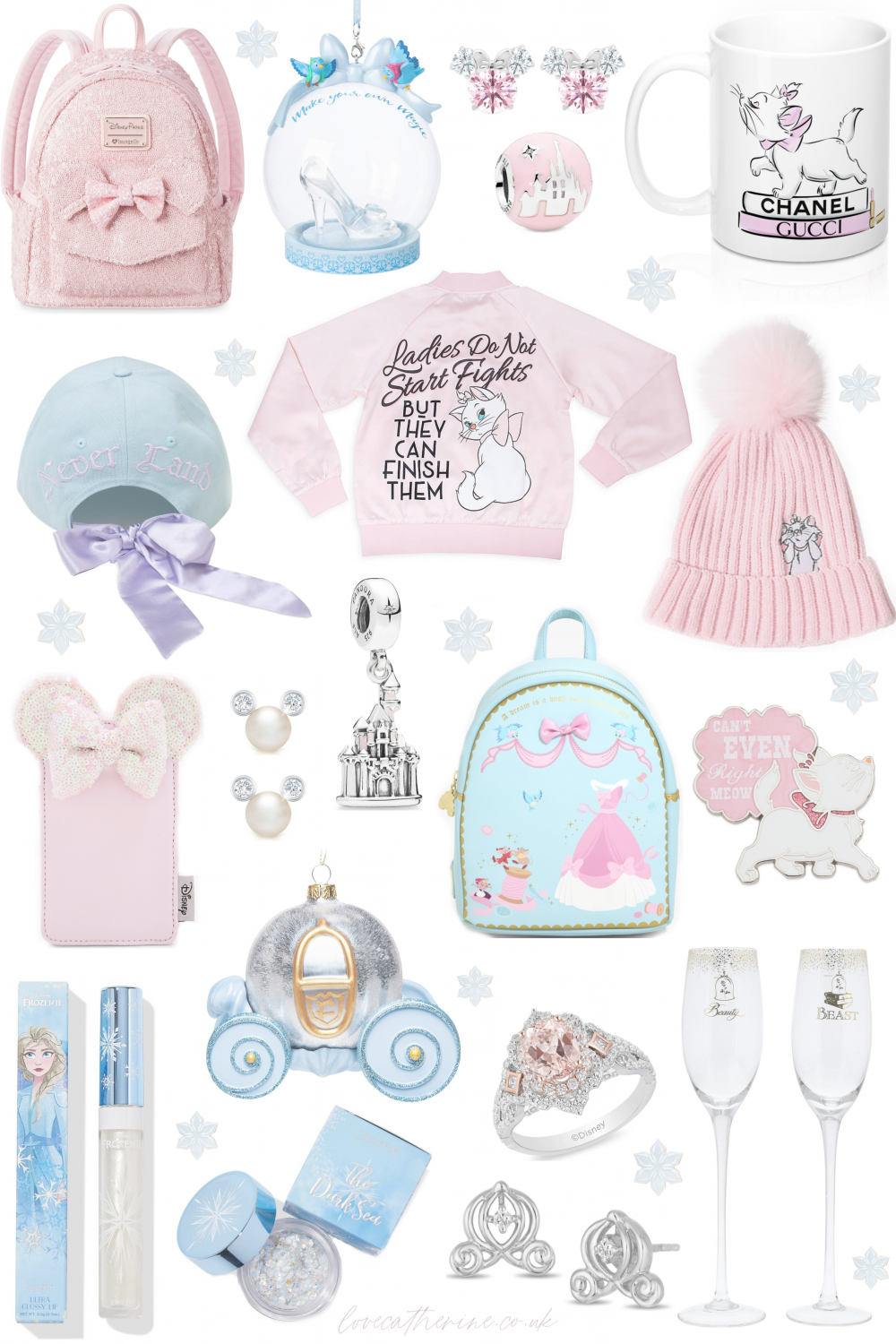 Fairytale Disney Princess: Christmas Gift Guide