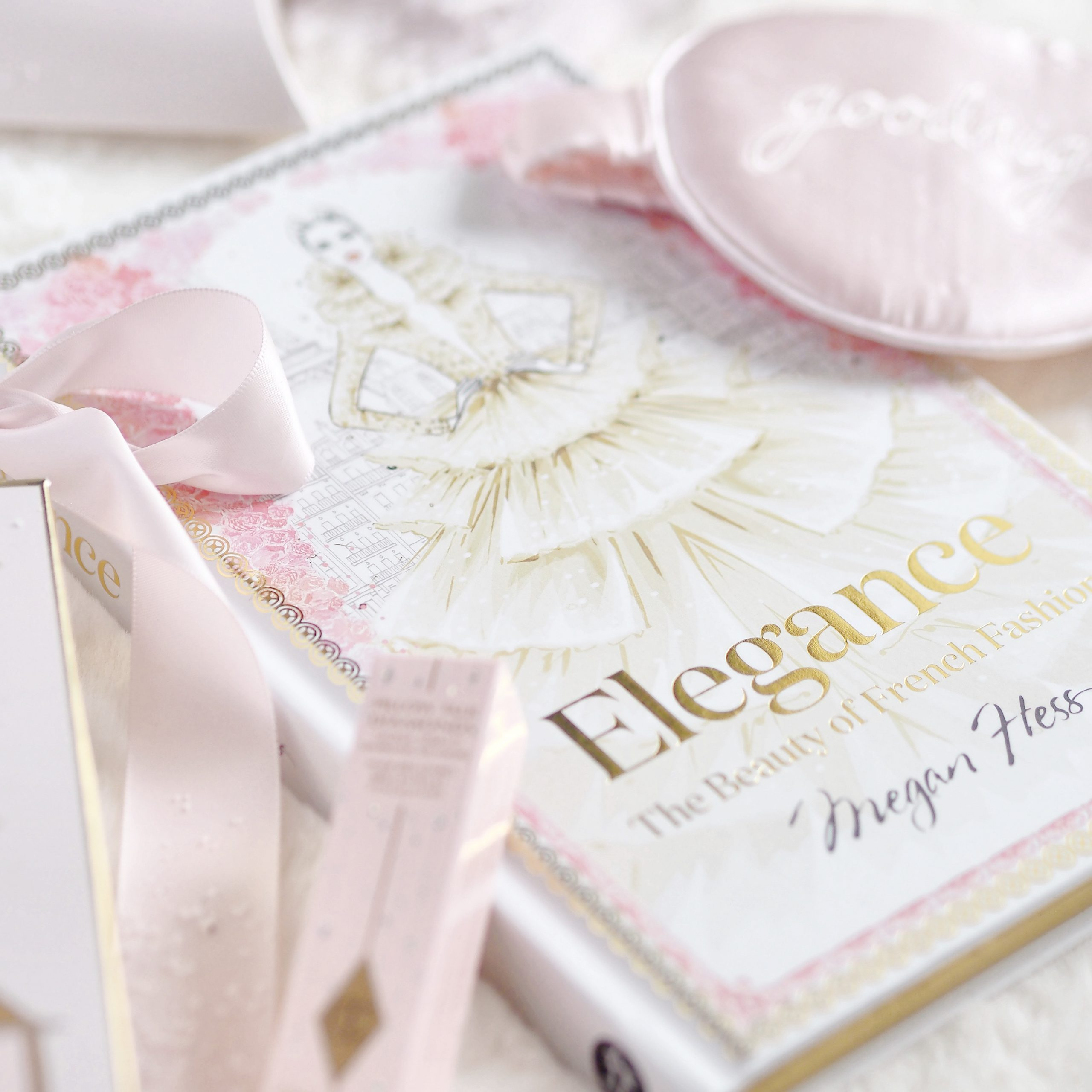 Megan Hess Elegance Book | Perfectly Pretty Christmas Gift Ideas