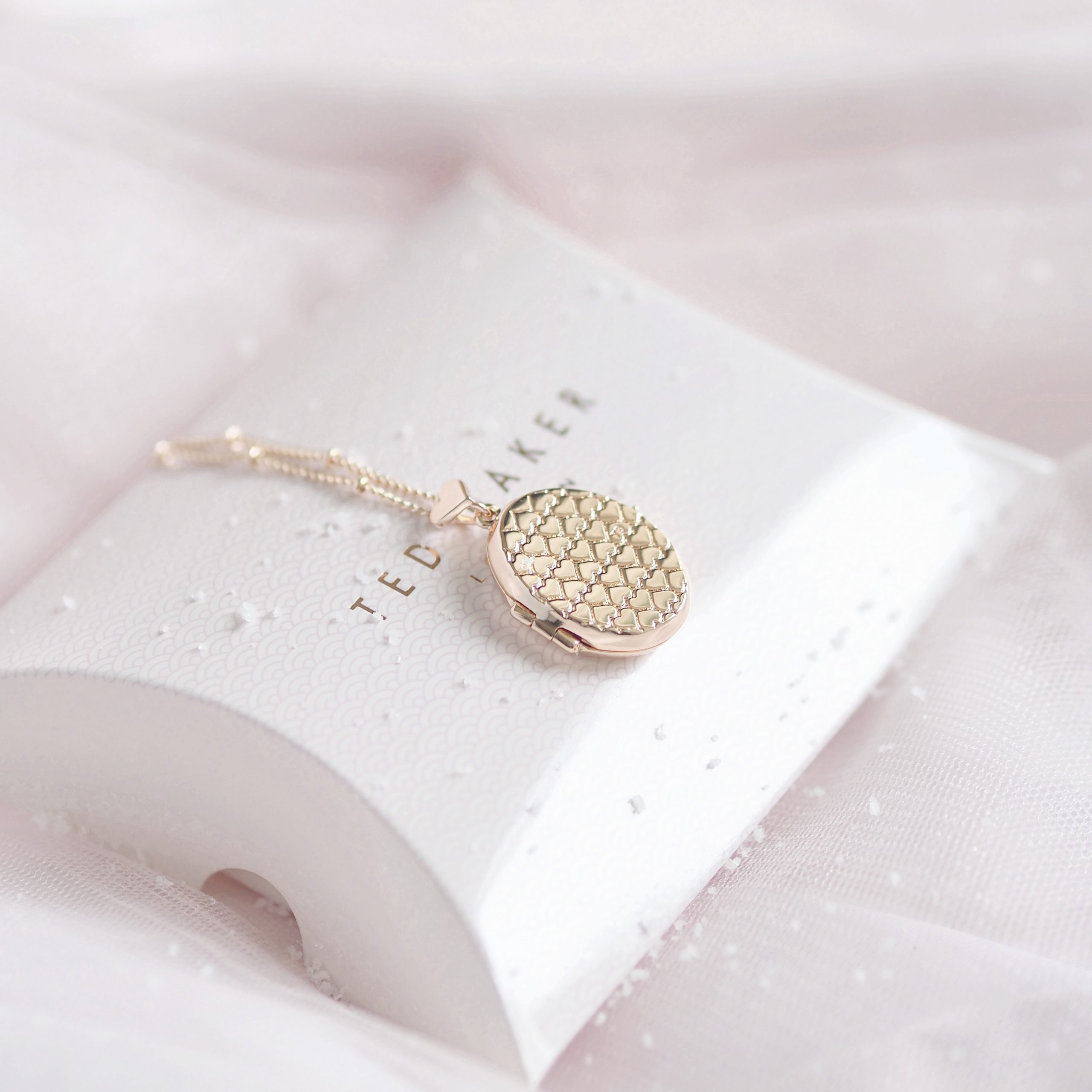 Ted Baker Heart To Heart Locket | Perfectly Pretty Christmas Gift Ideas