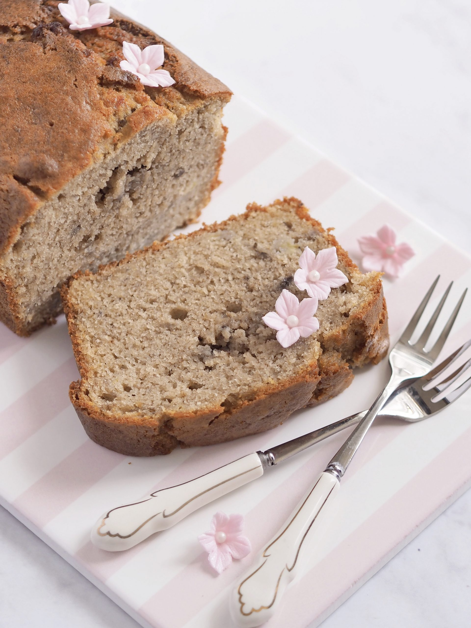 Classic & Delicious Banana Loaf Cake Recipe