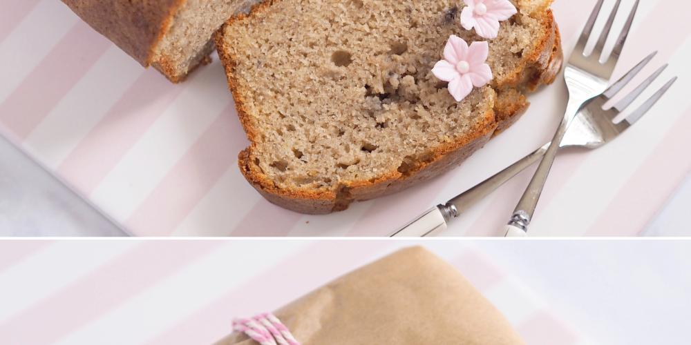 Classic & Delicious Banana Loaf Cake Recipe
